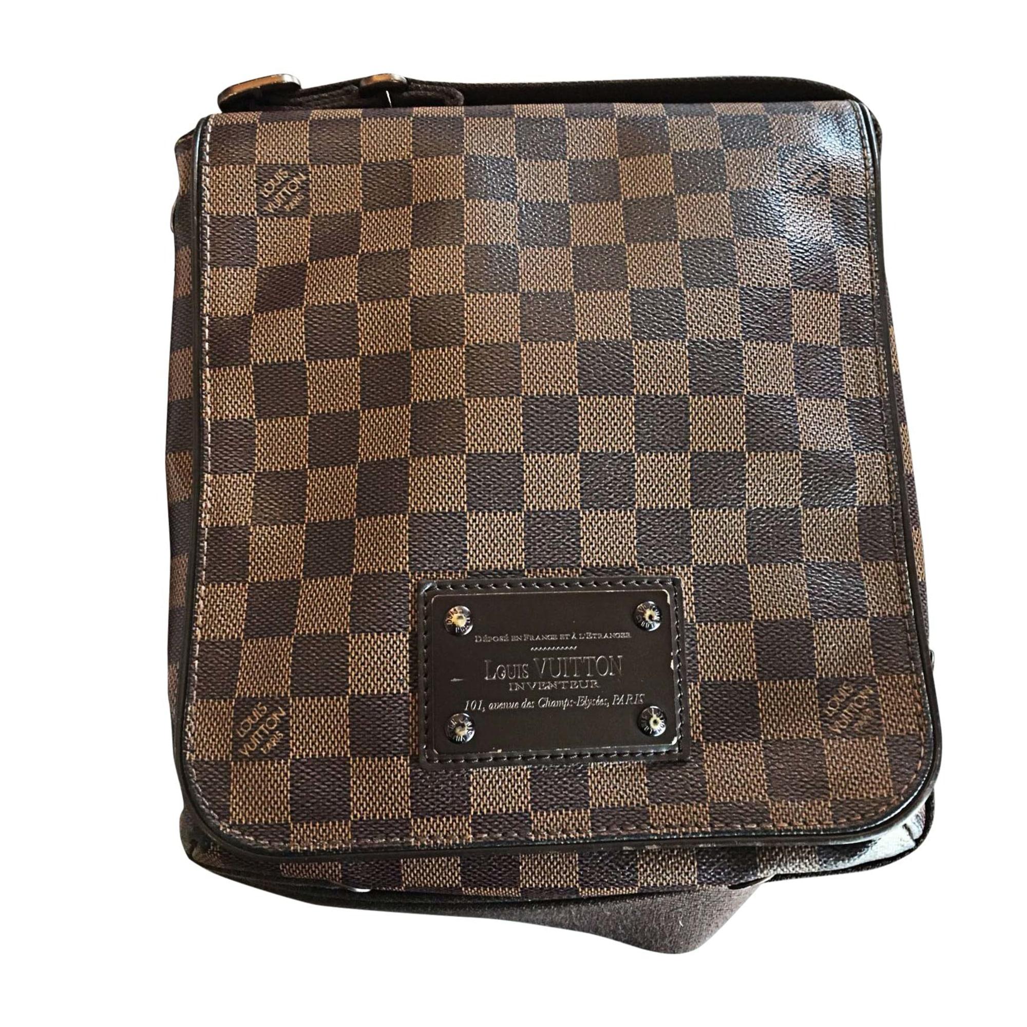 c028a1cd620b Sac en bandoulière LOUIS VUITTON damier lv vendu par Mathieu 779 ...