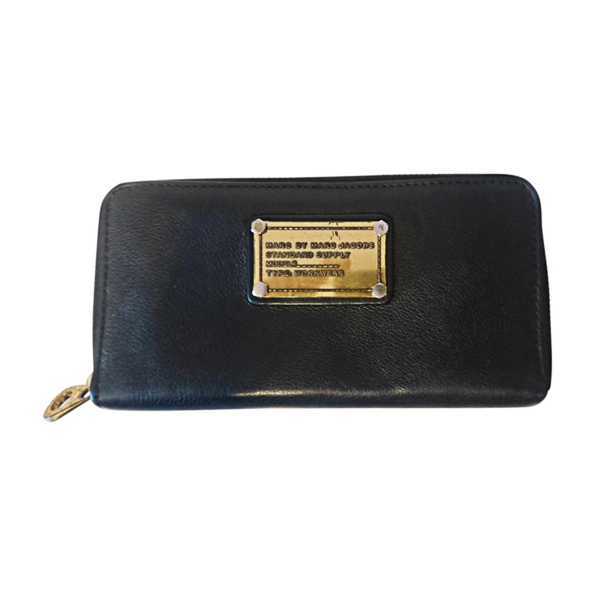 48939a61d3728 Porte-monnaie MARC JACOBS noir vendu par Sandra 443588893 - 6743287