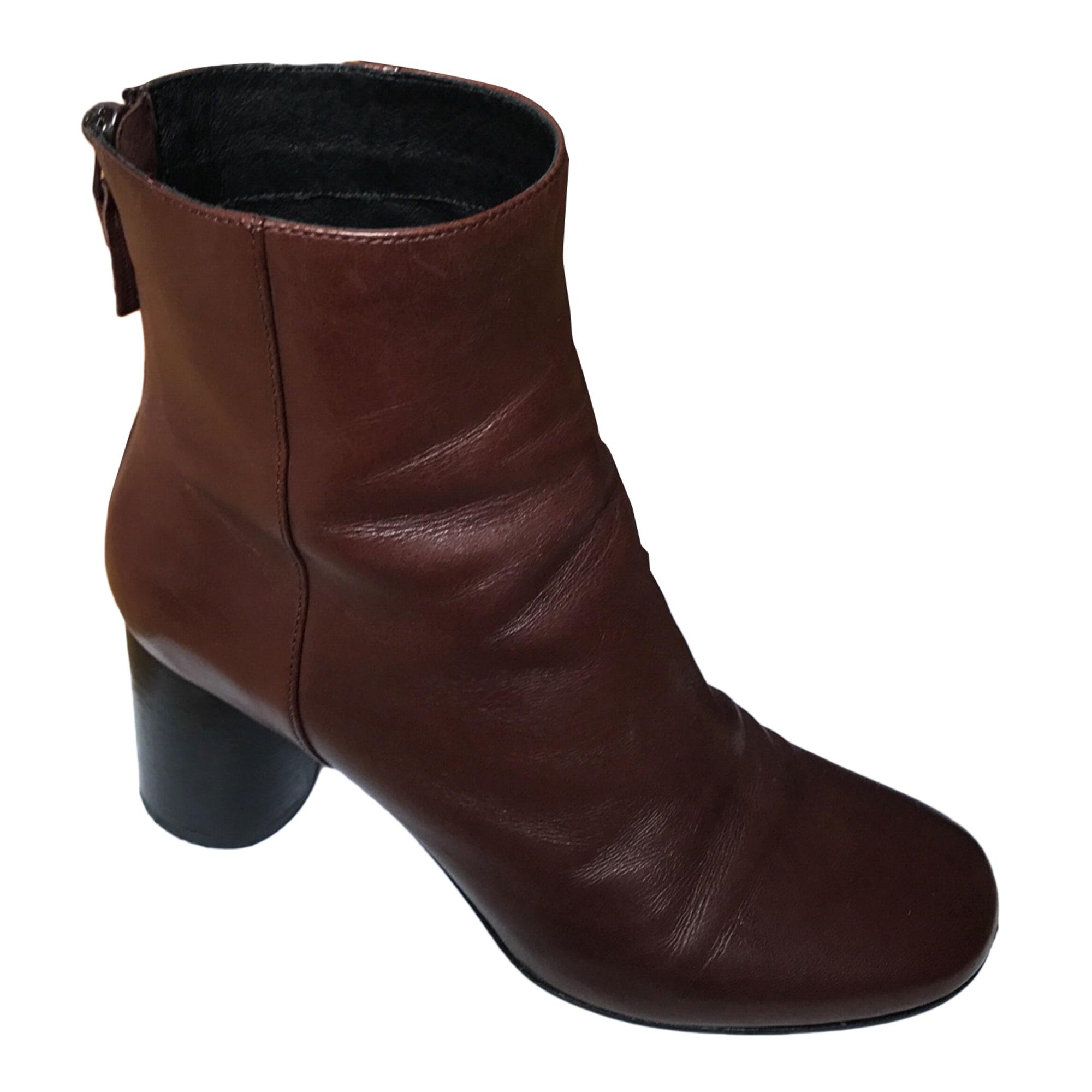 Bottineslow talons à Bottineslow talons boots boots Bottineslow boots à talons à 5FJlK3uT1c