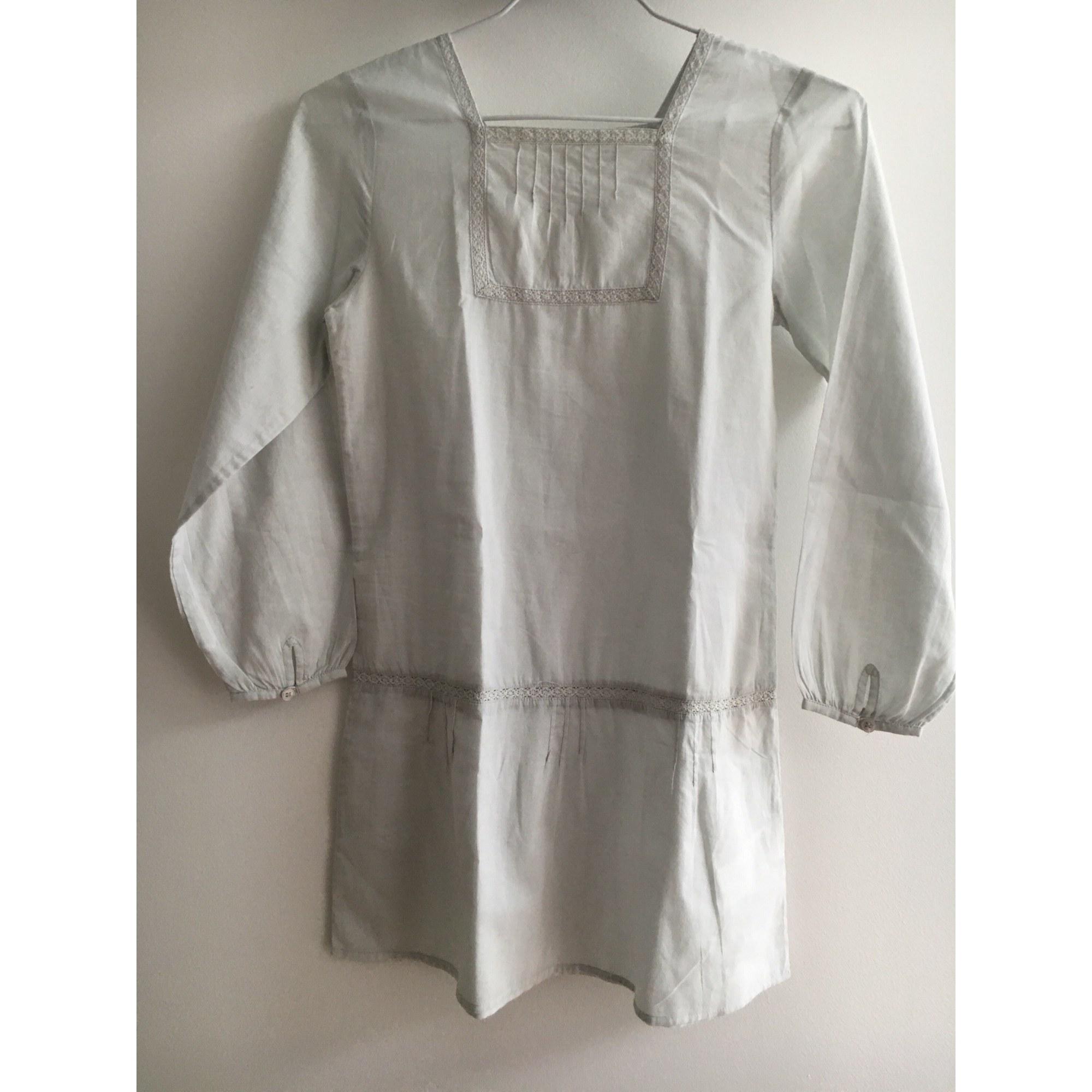 Robe C DE C BY CORDELIA DE CASTELLANE coton vert 9-10 ans