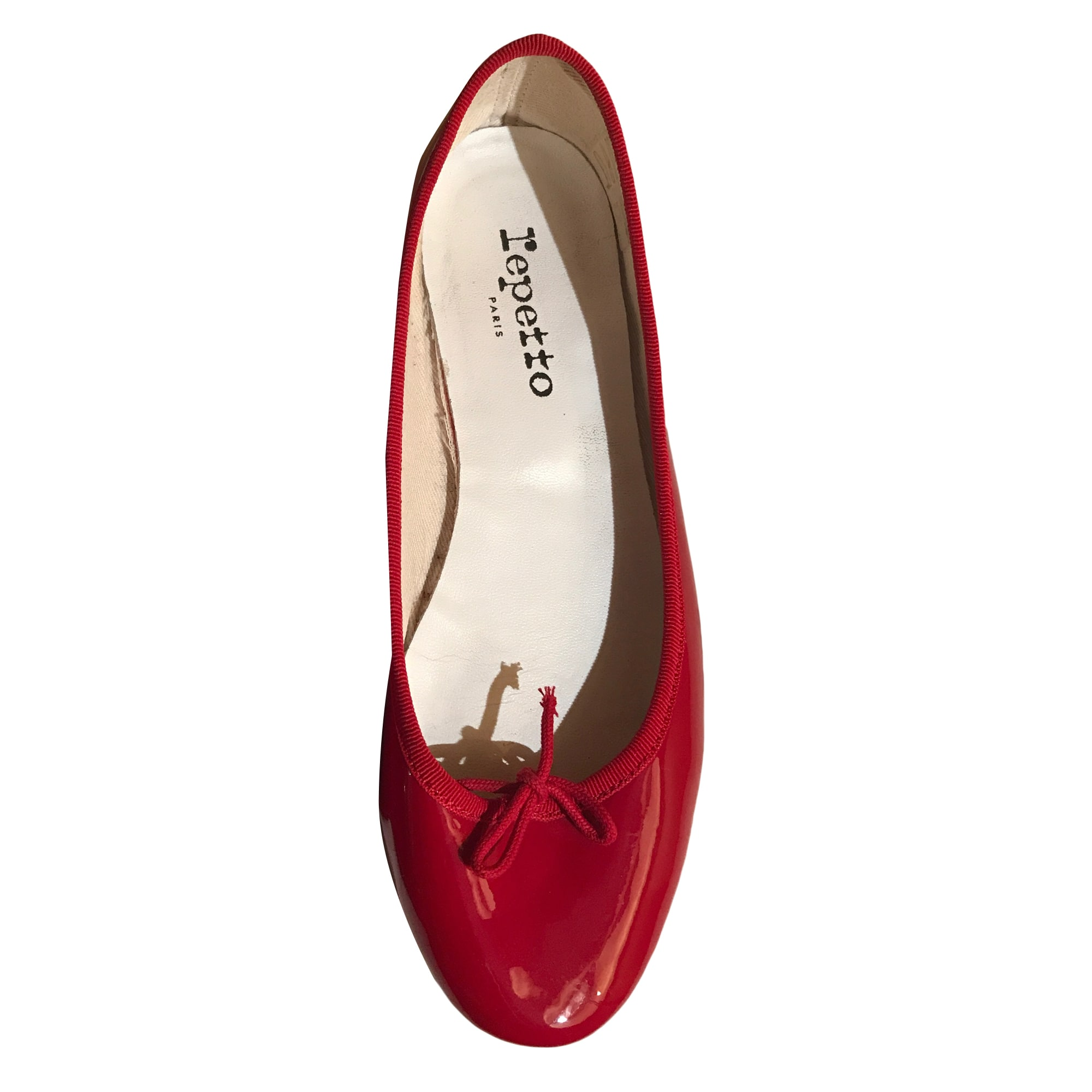 Ballerines REPETTO 39 rouge vendu par M.n-b - 6792223 b845bf67a2bb