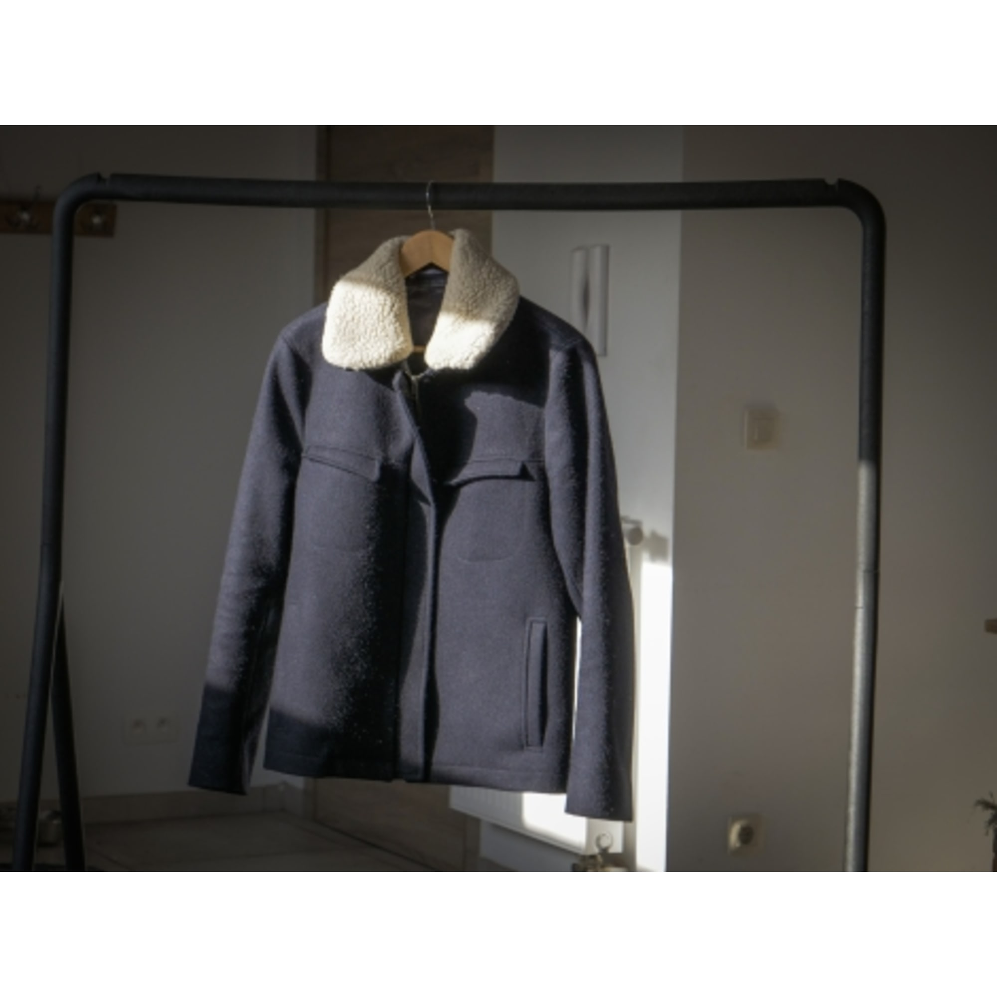 a39e7fc00e27 Blouson BONNE GUEULE 48 (M) bleu vendu par Baptiste griselle - 6799730