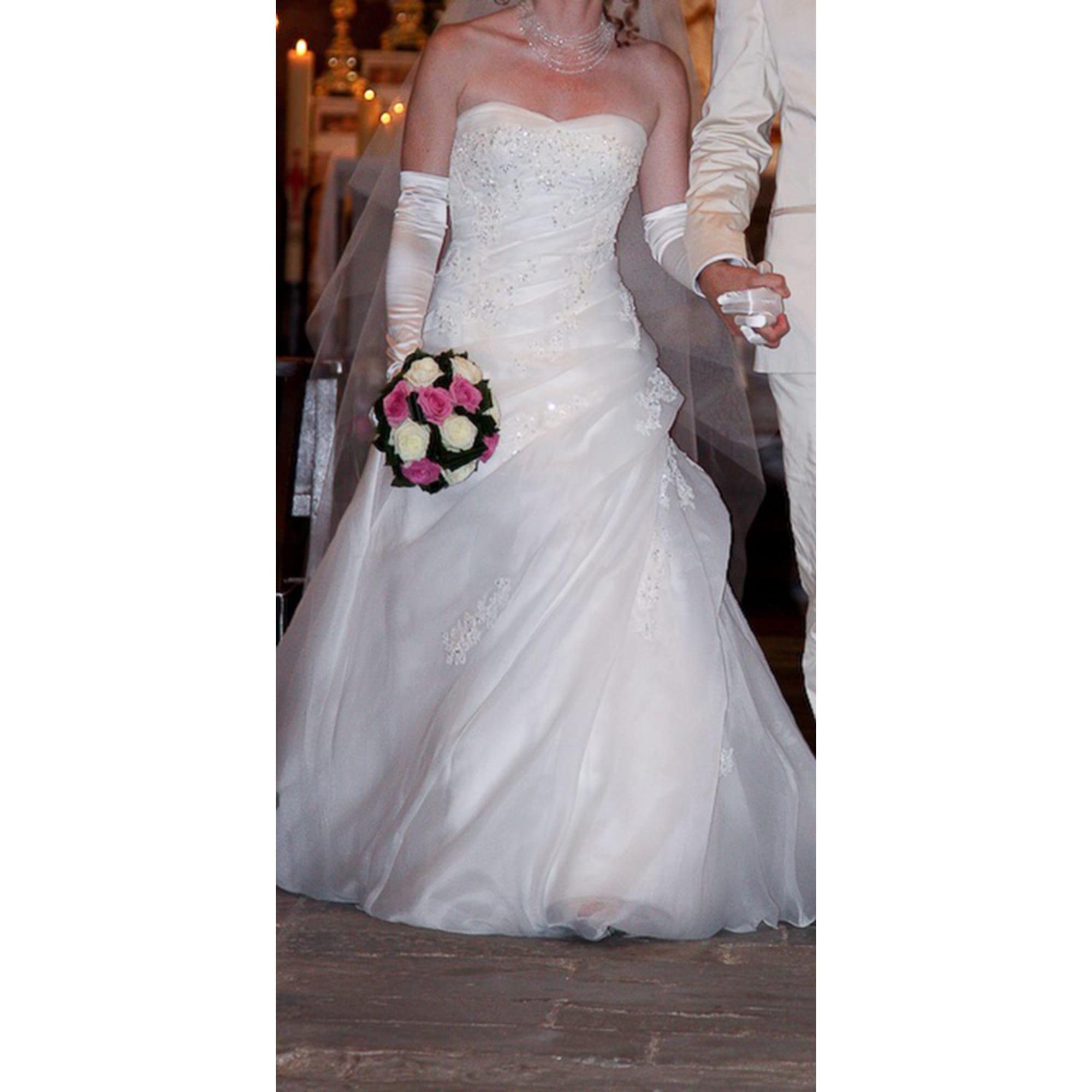 Wedding Dress COURMAN (BOUTIQUE DU PALAIS DES CONGRÈS) 36 (S, T1 ...