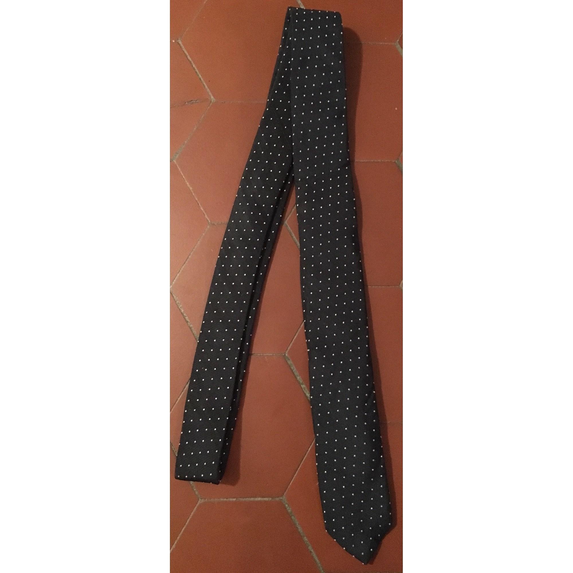 Cravate ALAIN FIGARET Noir