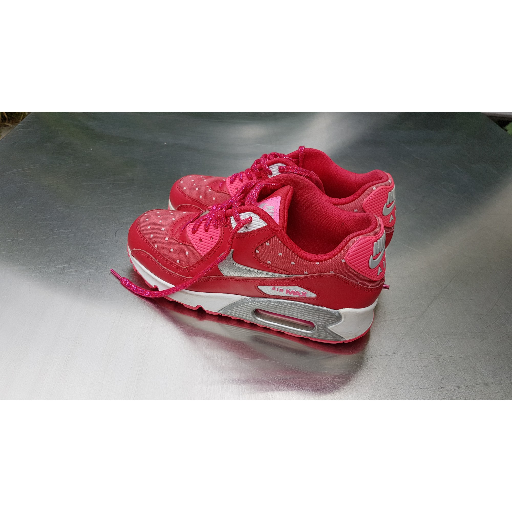 air max rose fushia