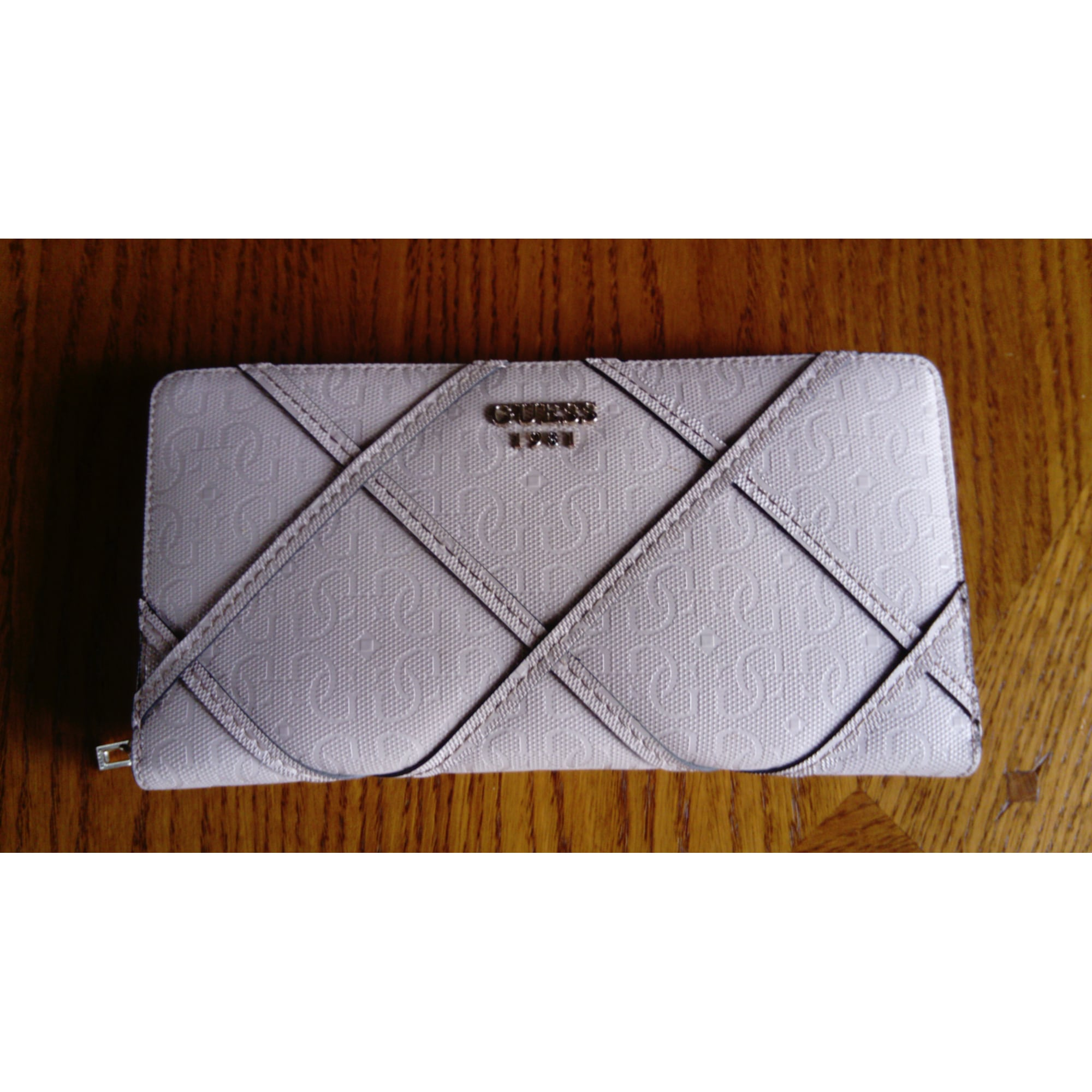 Portefeuille Guess Blanc 6845208