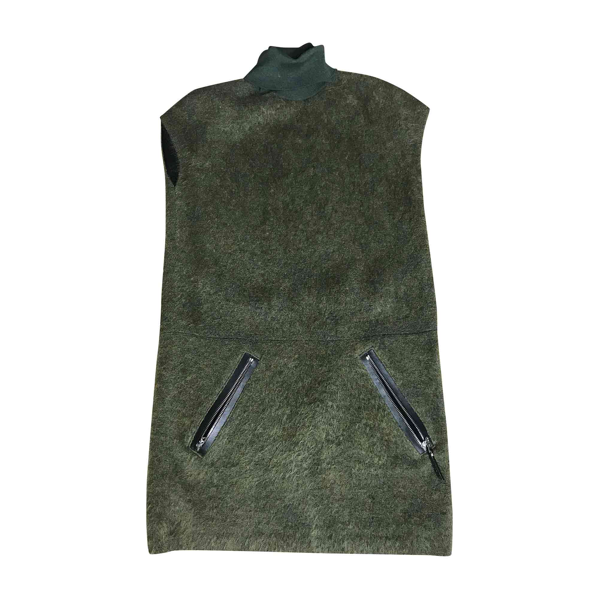5f2cb2a4bbd9f Midi-Kleid LOUIS VUITTON 38 (M