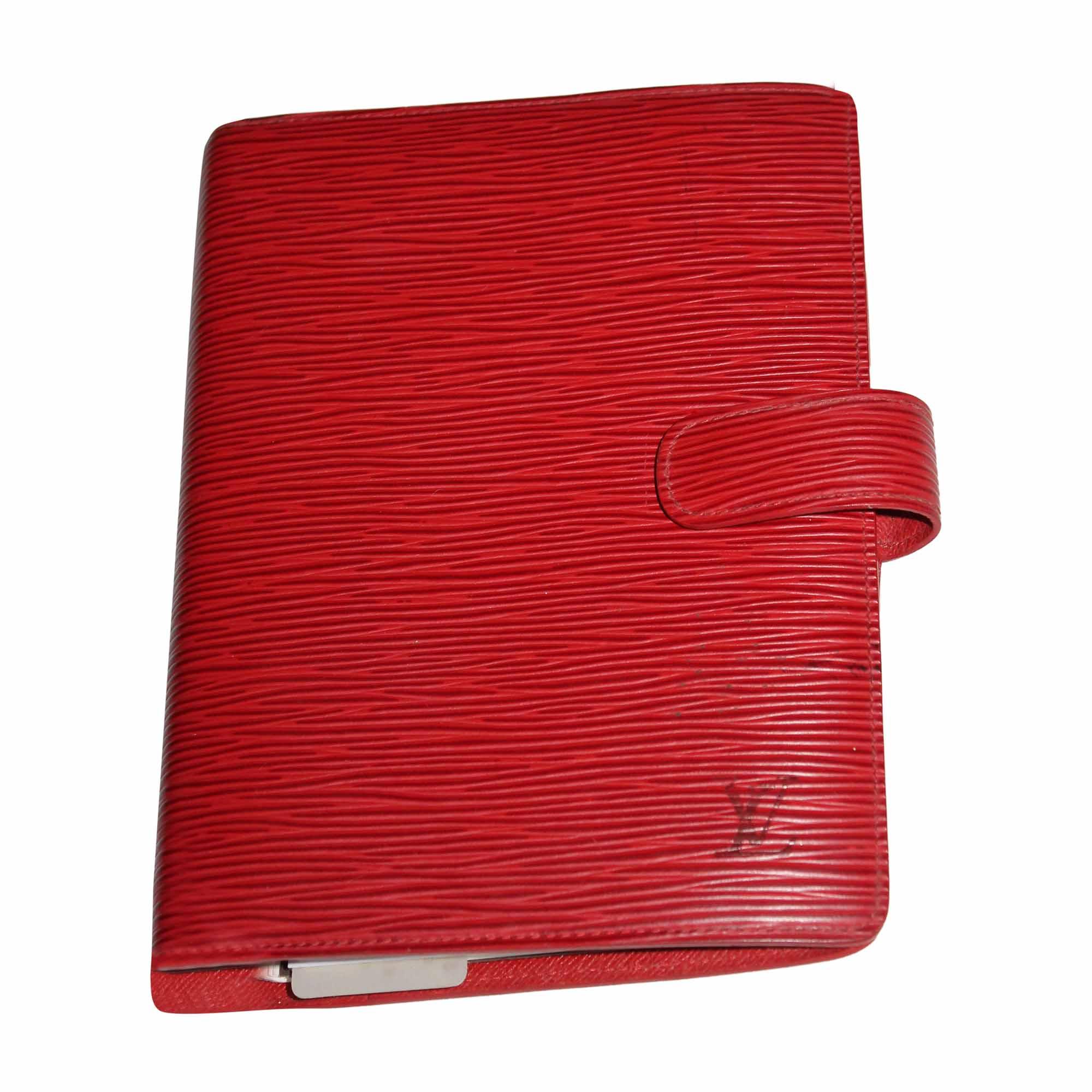 Pochette LOUIS VUITTON rouge vendu par Jossely - 6849954 3835ed9a131