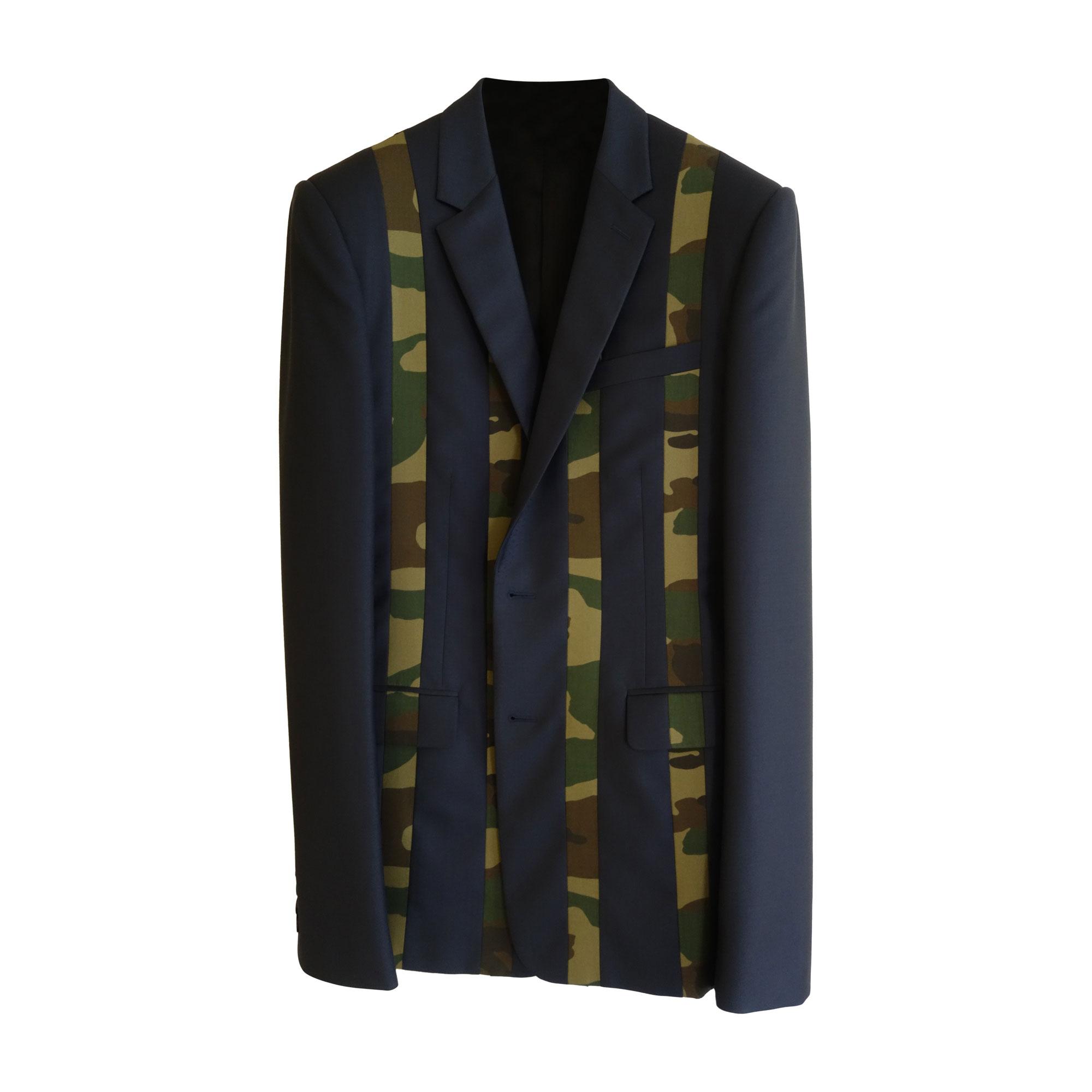 0b47ace05e35 Veste de costume DIOR HOMME 50 (M) bleu vendu par Fredr - 6852452