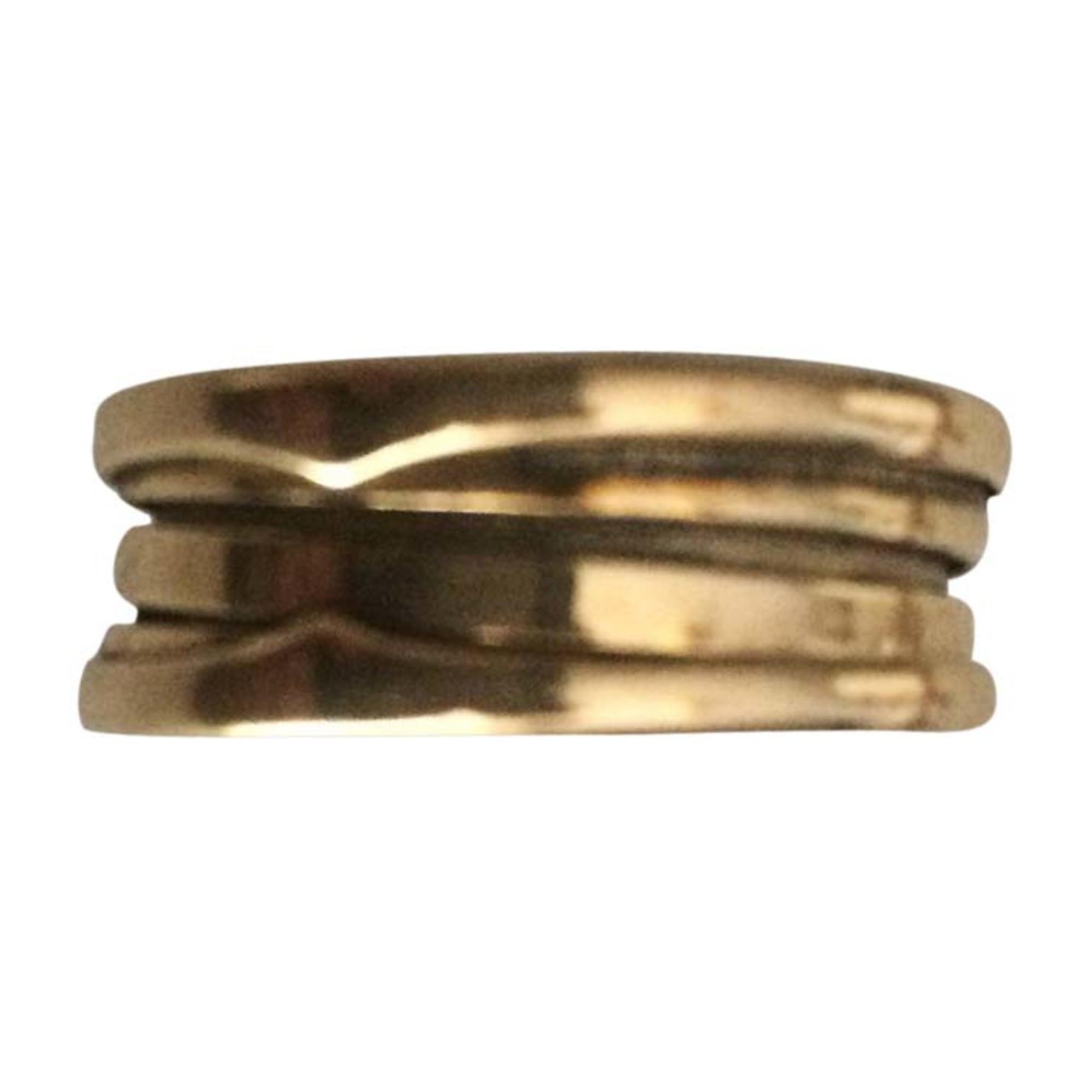 Ring BULGARI Or