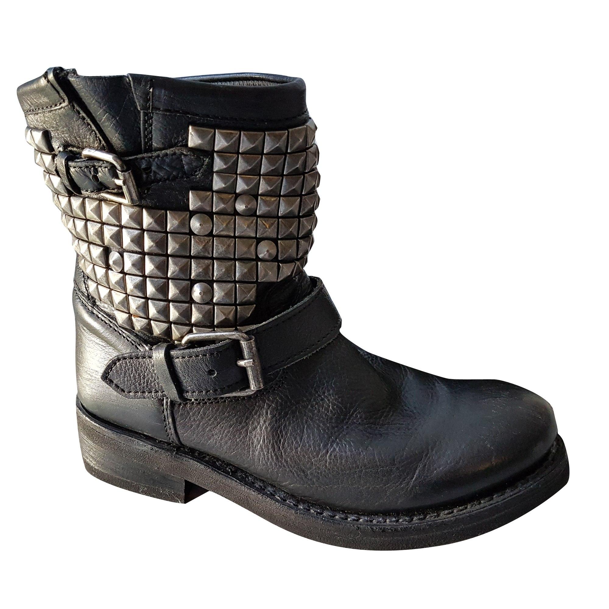 chaussures de séparation 6fc63 a97fb Bottes motards