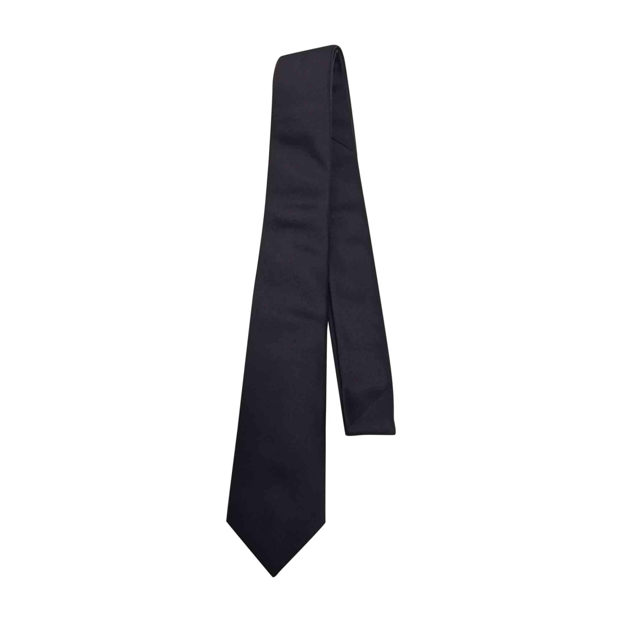 Cravate GIVENCHY Noir