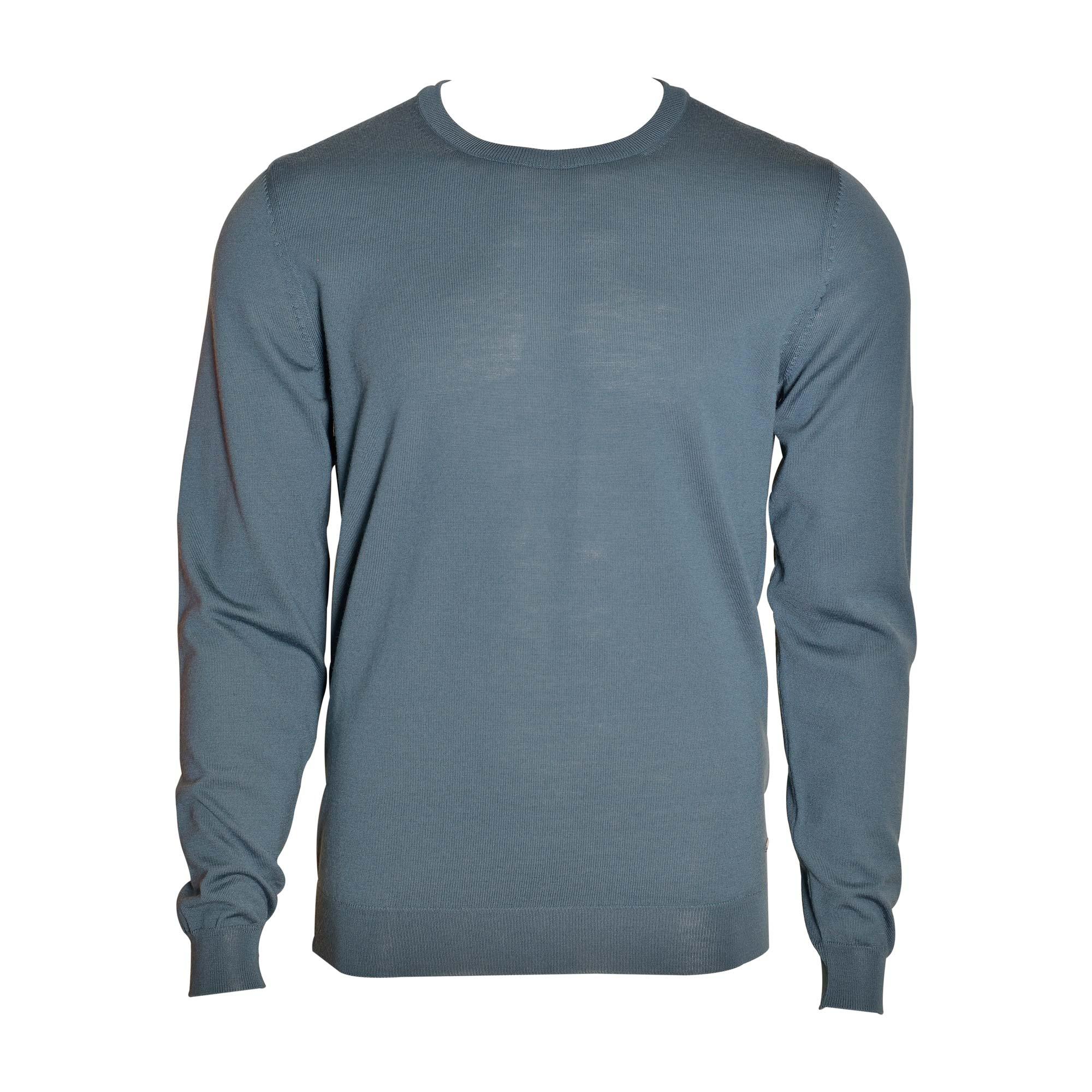 Pull HUGO BOSS 2 (M) bleu vendu par Dress-code 75 - 6888481 59f9f950b59