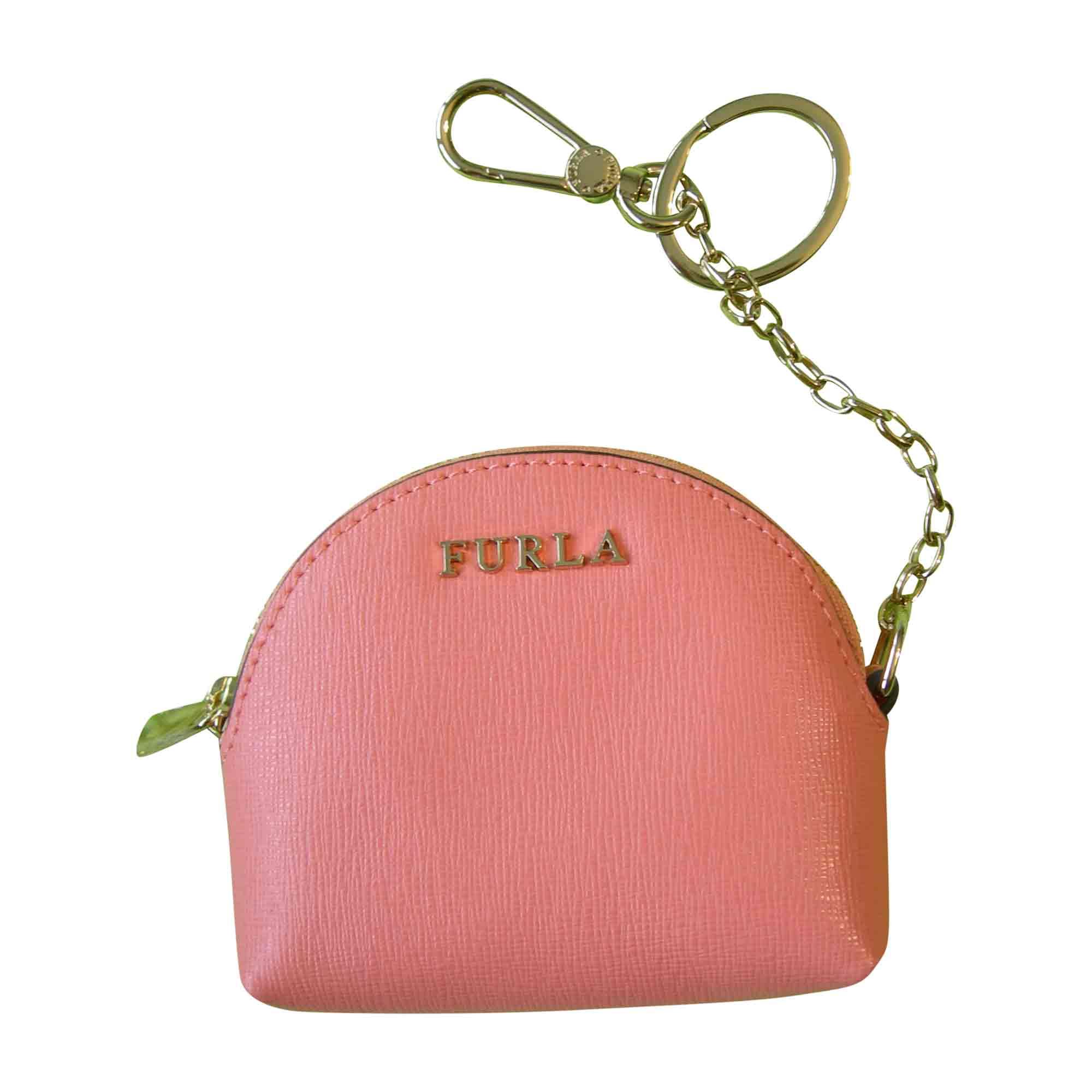 Porte-clés FURLA rose vendu par S petites envies172737 - 6898884 fe1018babed