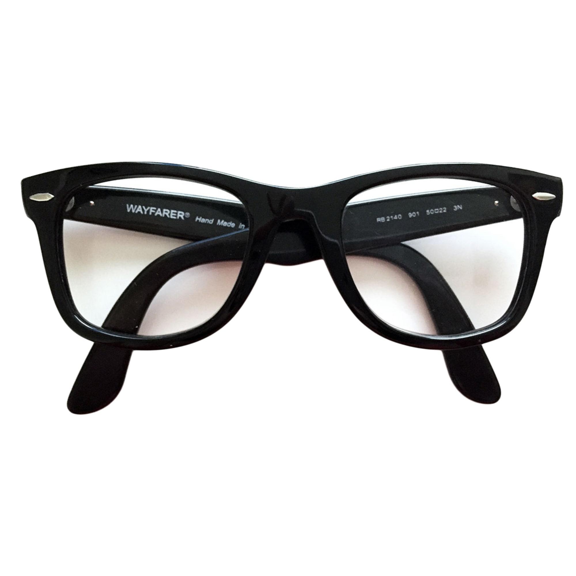 6af6b9ec4ee749 Monture de lunettes RAY-BAN noir vendu par Trentemars - 6899019