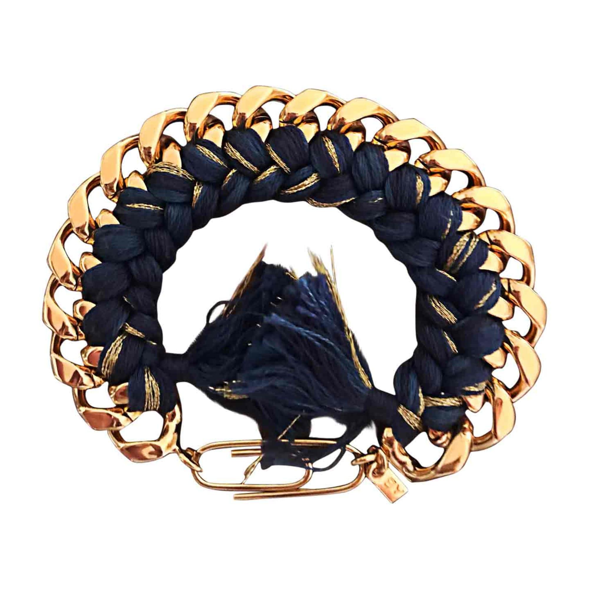 Bracelet AURELIE BIDERMANN Golden, bronze, copper