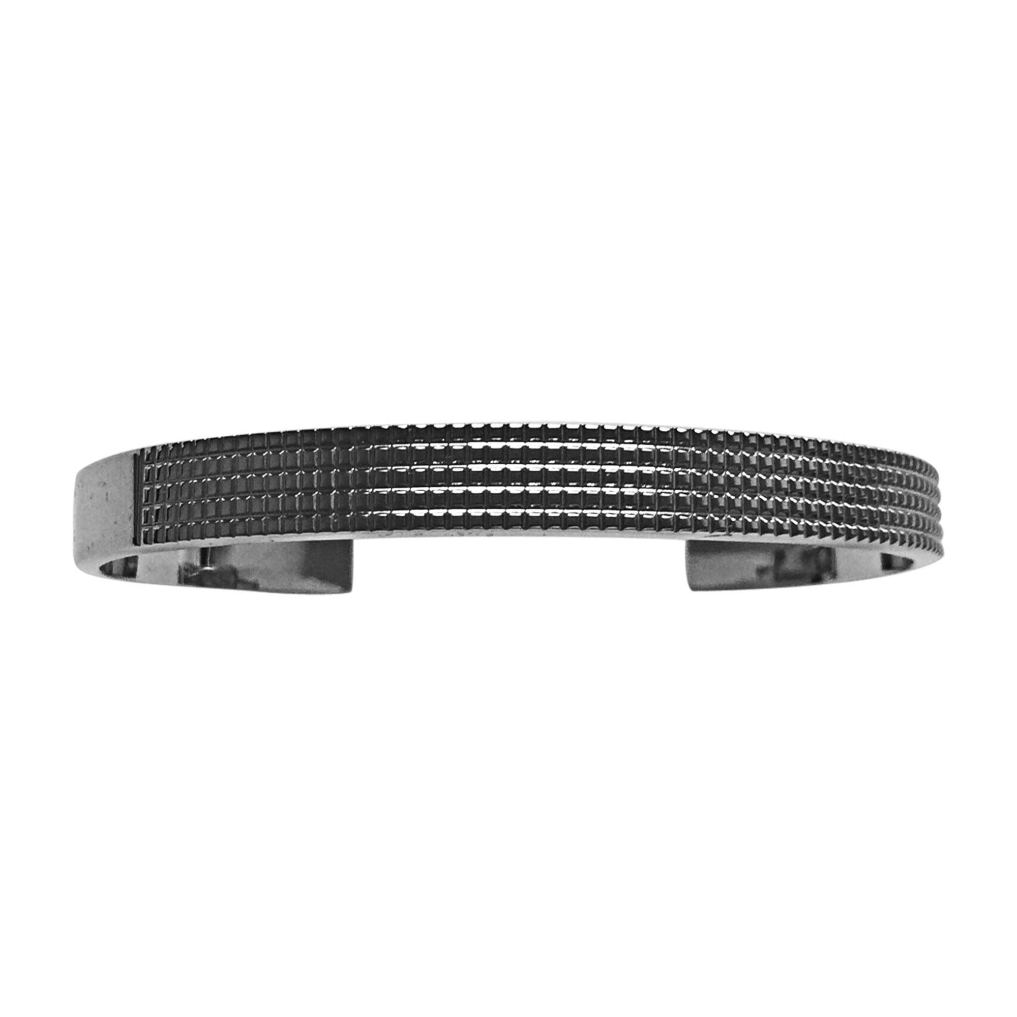 Bracelet DIOR HOMME Argenté, acier