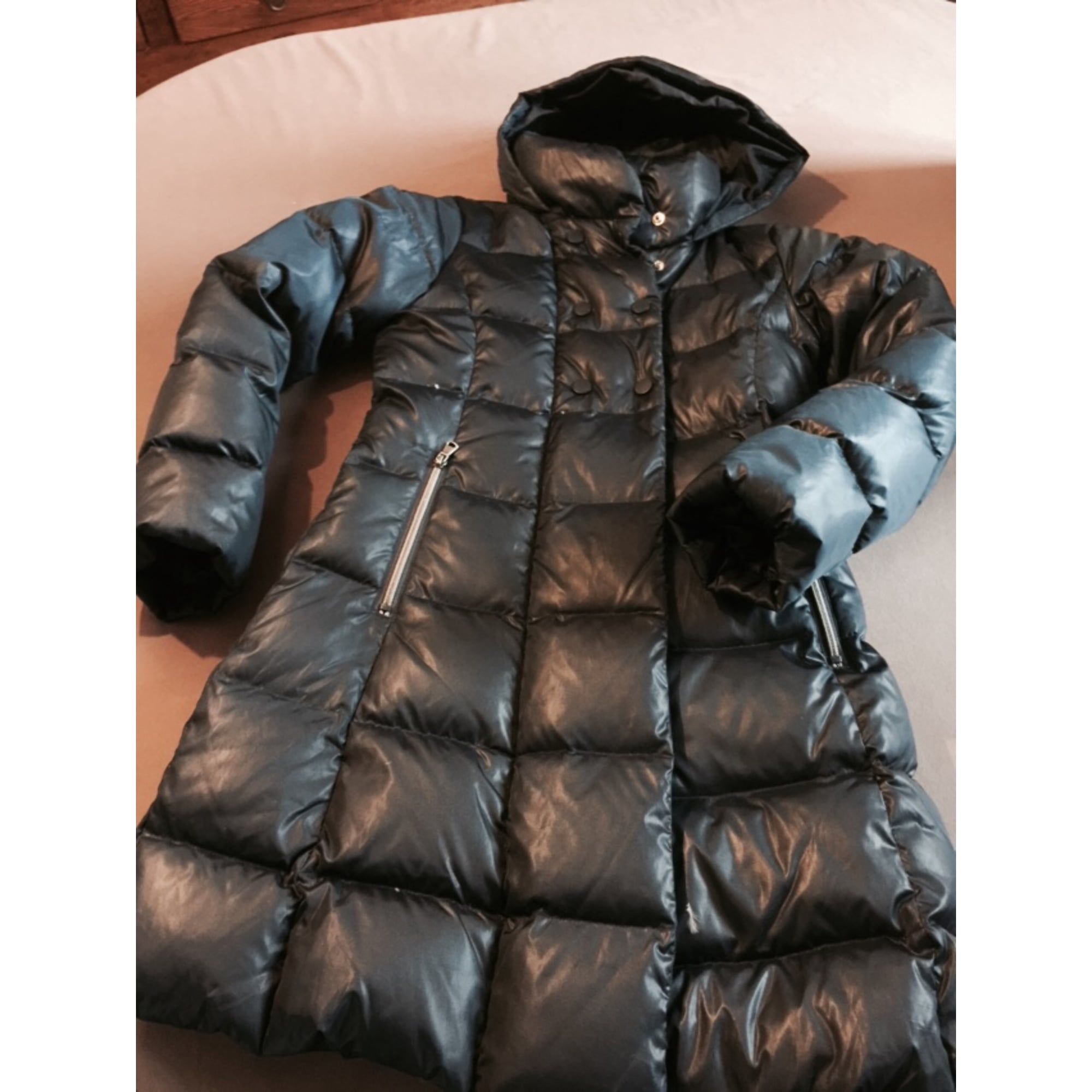 02e0a962713c Doudoune BENETTON 9-10 ans bleu vendu par Kpolo216072 - 6910028