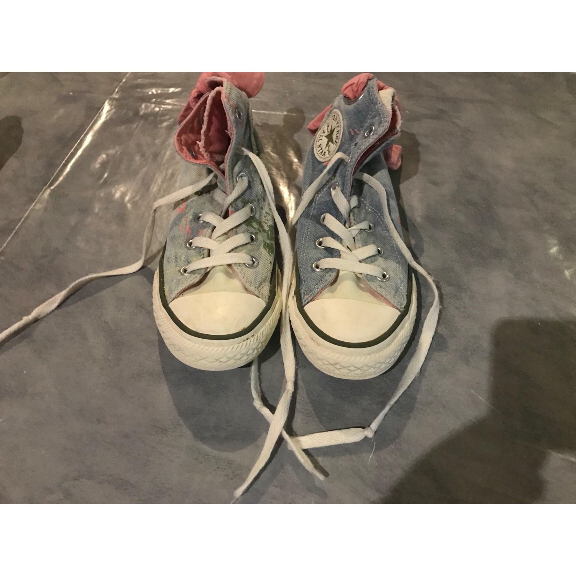 À Lacets Multicouleur 33 6911144 Converse Chaussures SzVGUqMp