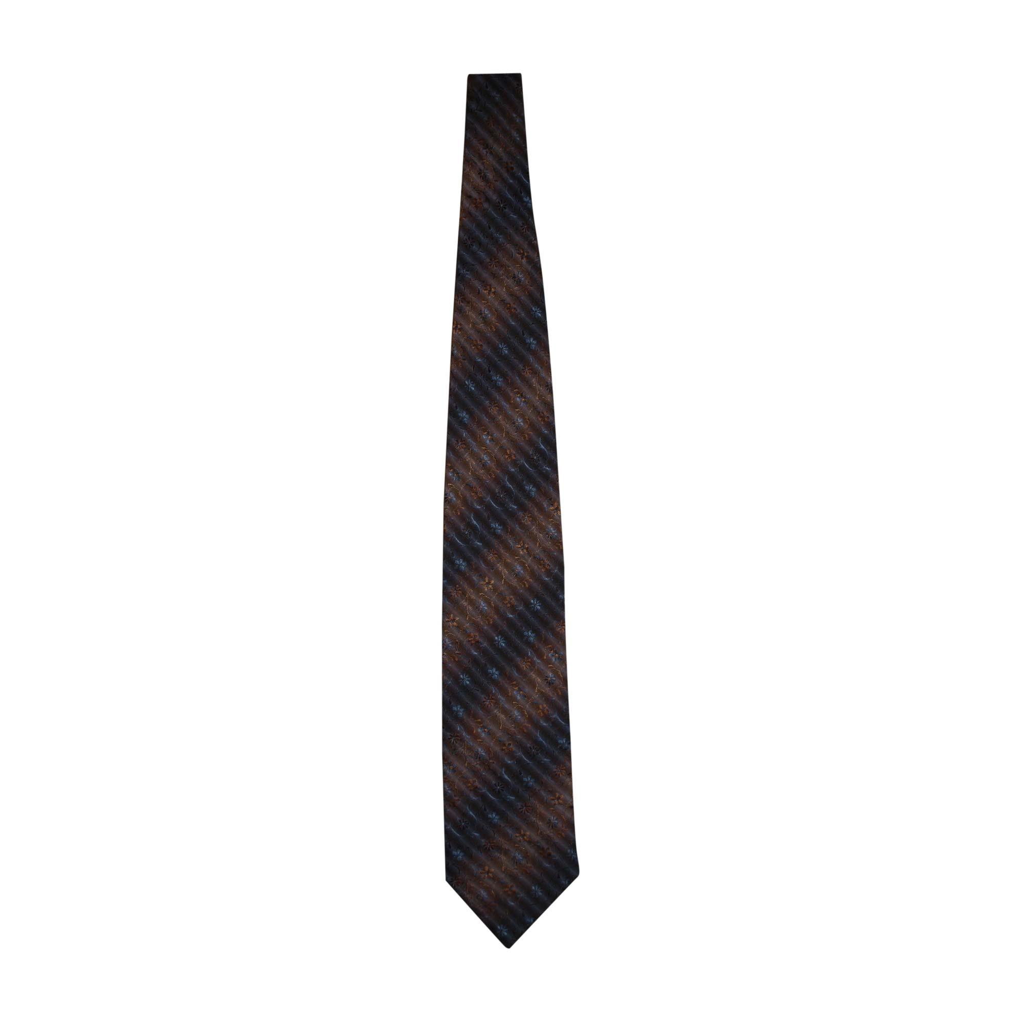 97f5b87fe572 Cravate KENZO marron - 6938633