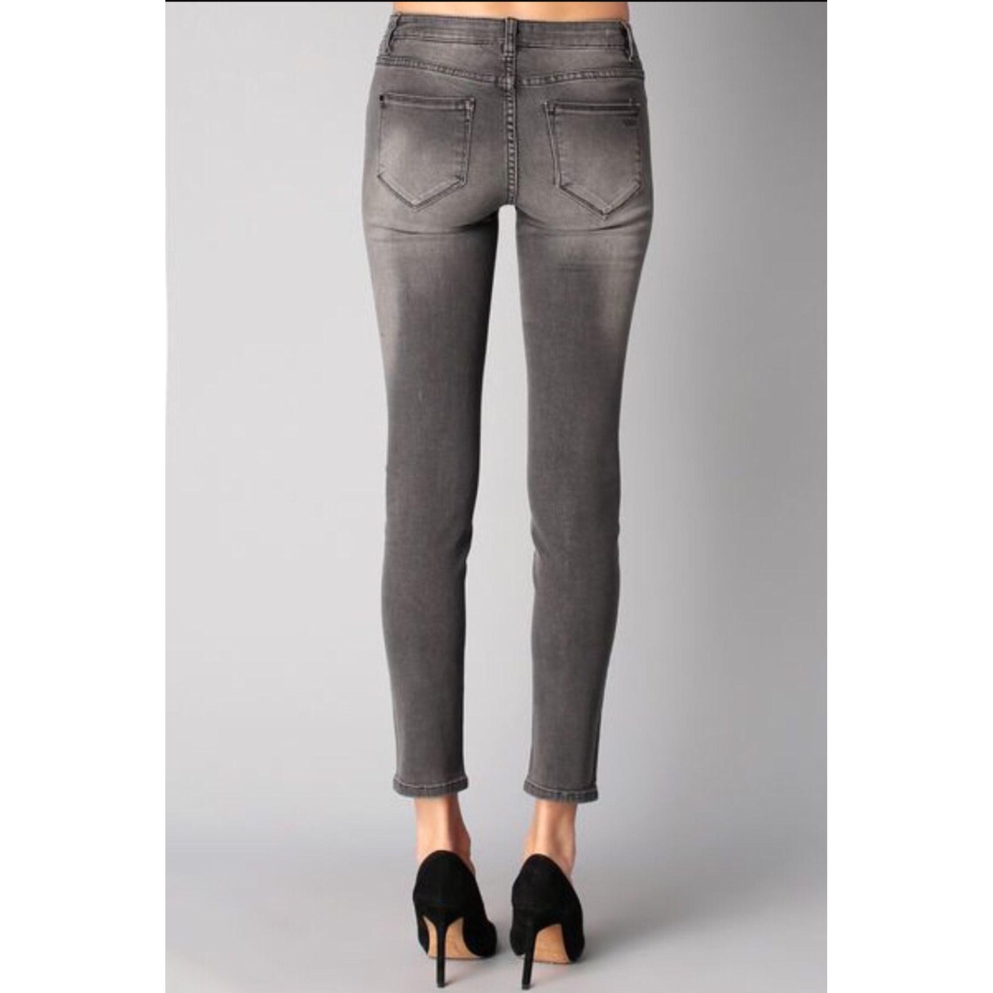 dipW27t 6945598 6617 Slim 36Gris Lab Jeans Par Camille Vendu Ybgy67vIf