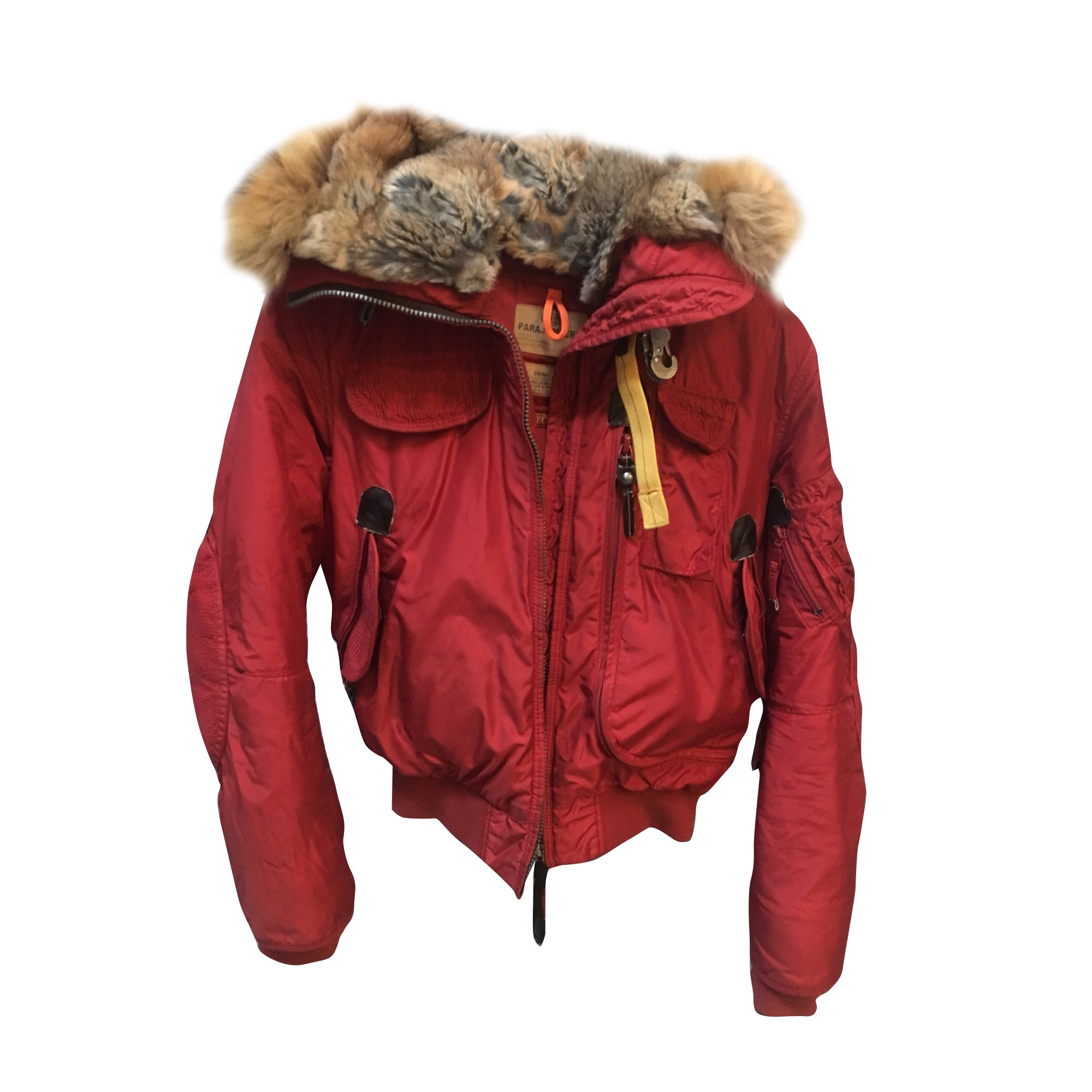 Parka PARAJUMPERS Rouge, bordeaux
