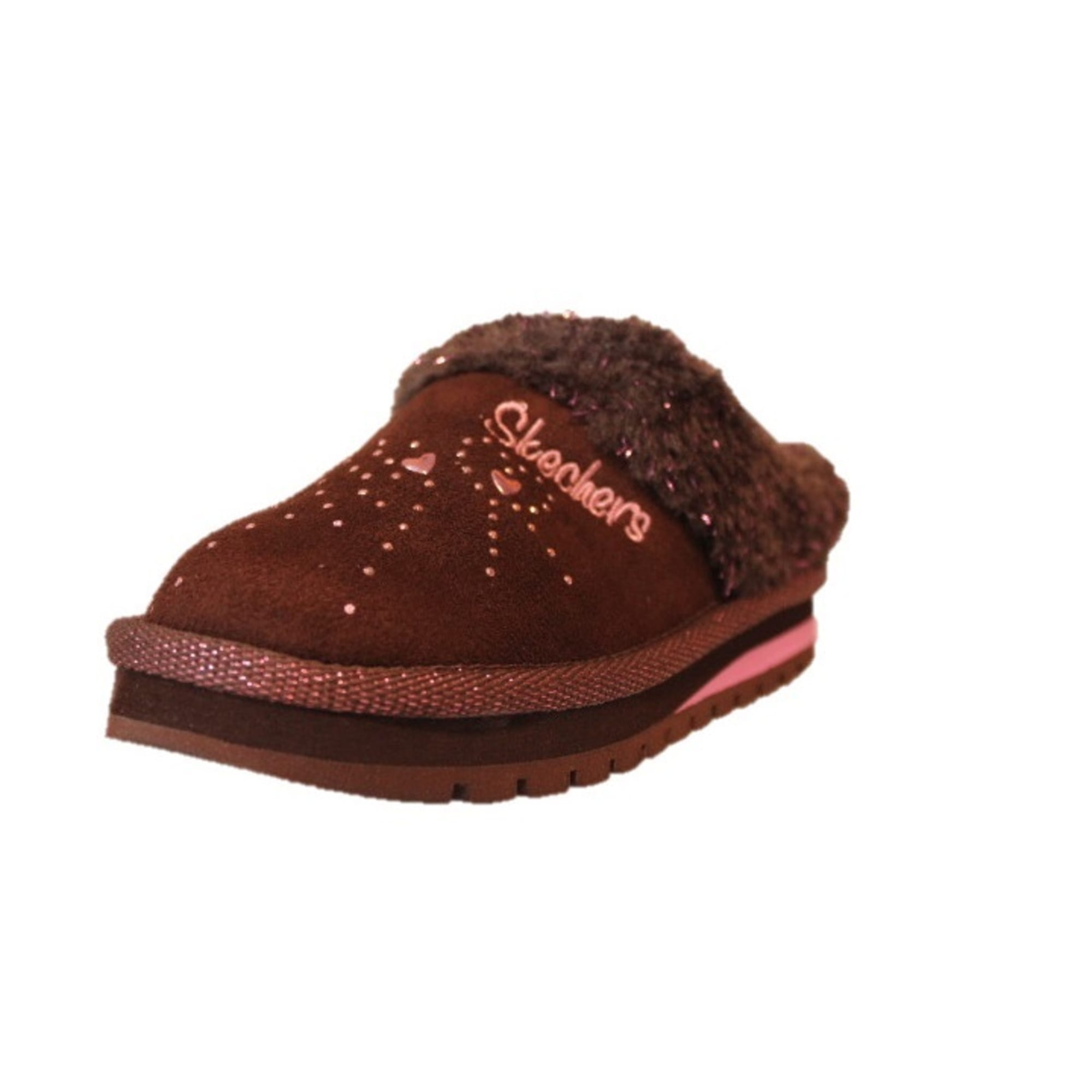 149820e32b7 Chaussons   pantoufles SKECHERS 28 marron - 6960887