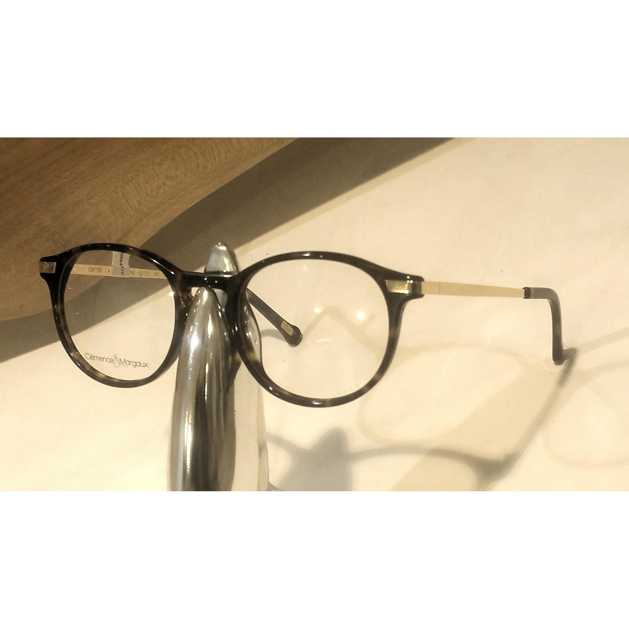d52fd6b4833ce Monture de lunettes CLÉMENCE ET MARGAUX marron vendu par Nivolas ...