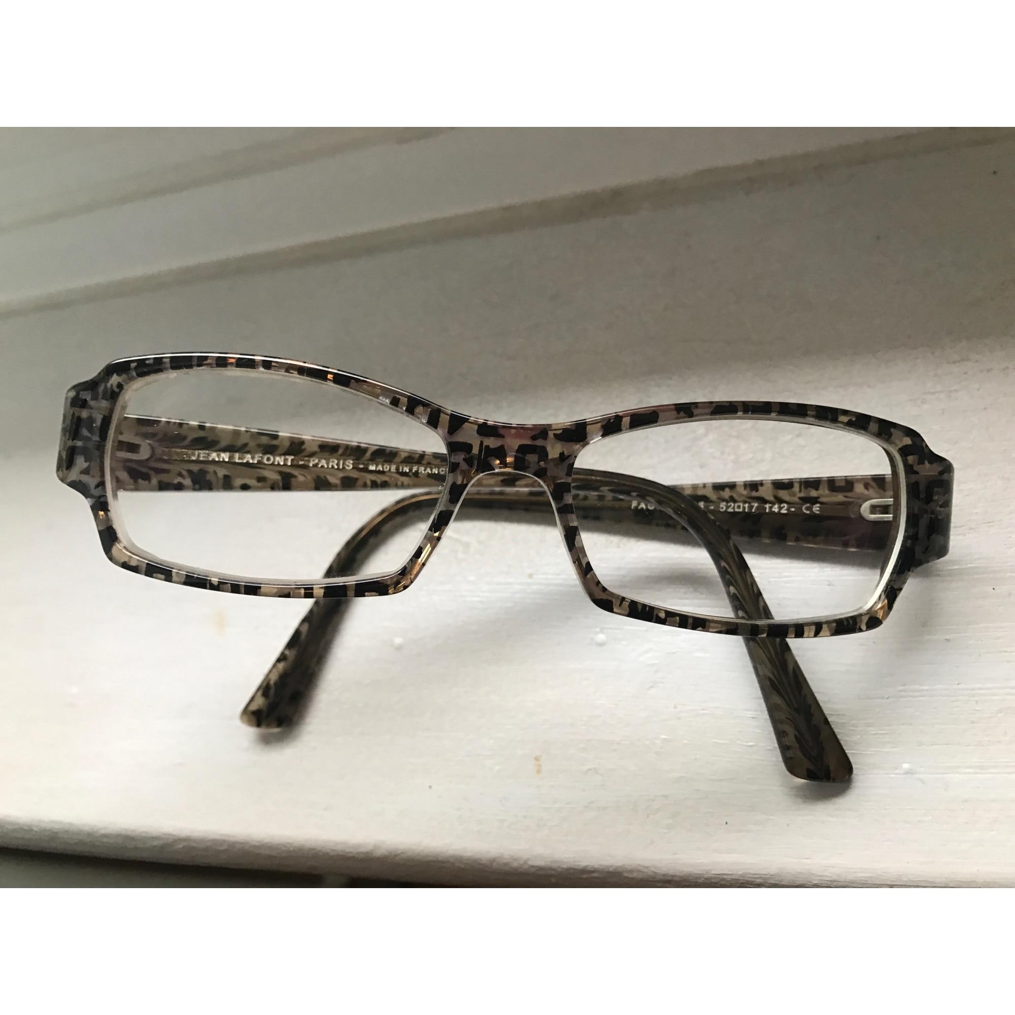 fc85583d0ba16 Monture de lunettes LAFONT imprimés animaliers - 6985733