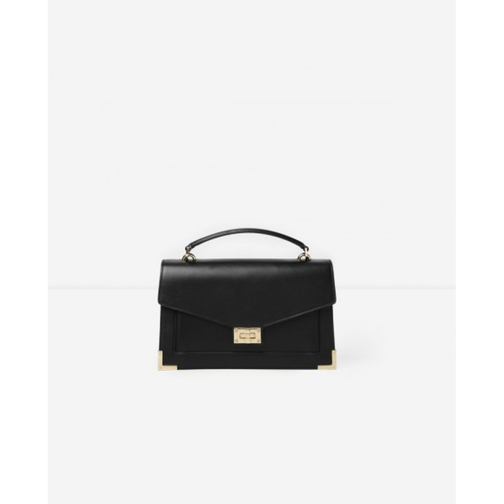 regard détaillé ebb42 5a4c0 Sac à main en cuir THE KOOPLES