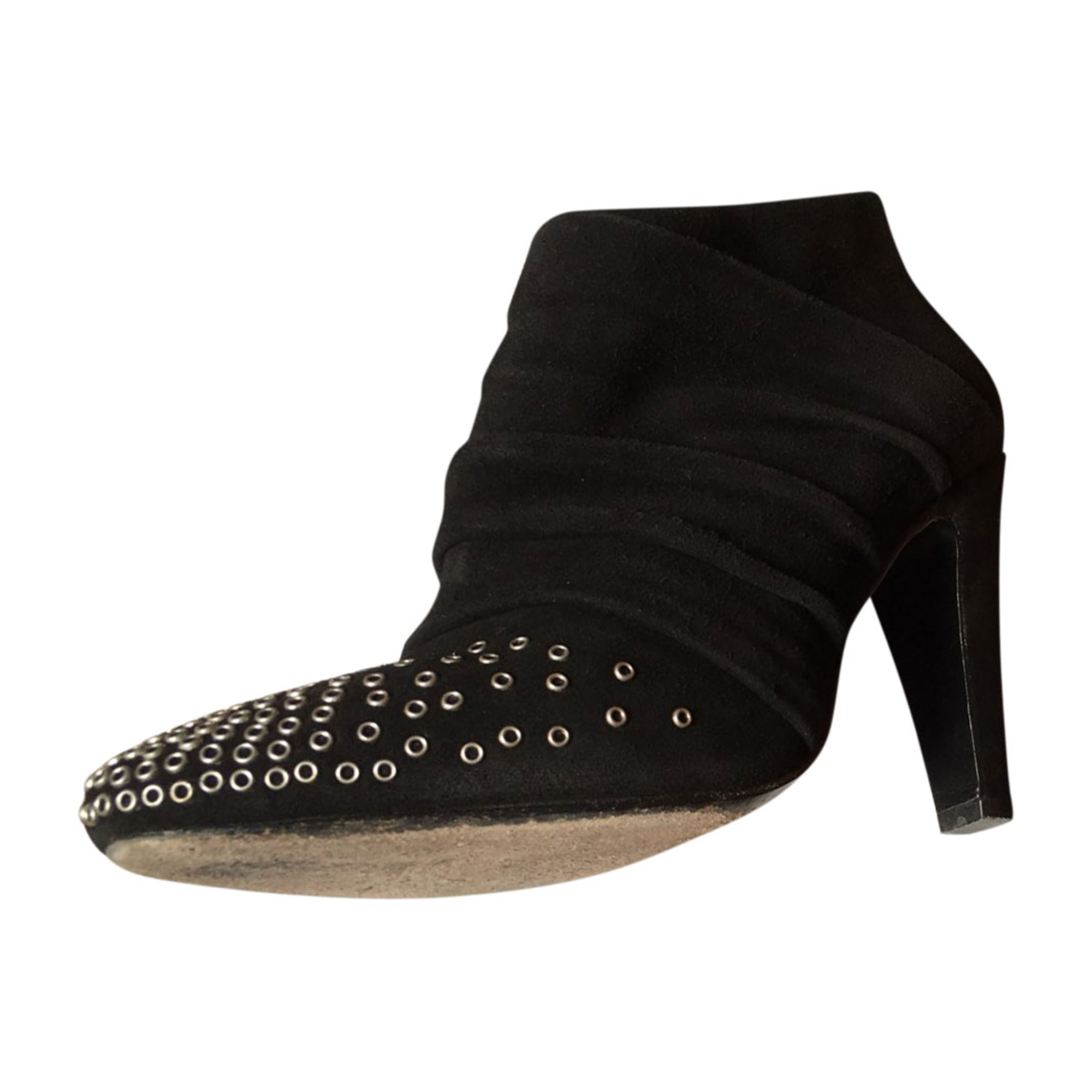 Bottines & low boots à talons SEE BY CHLOE Noir