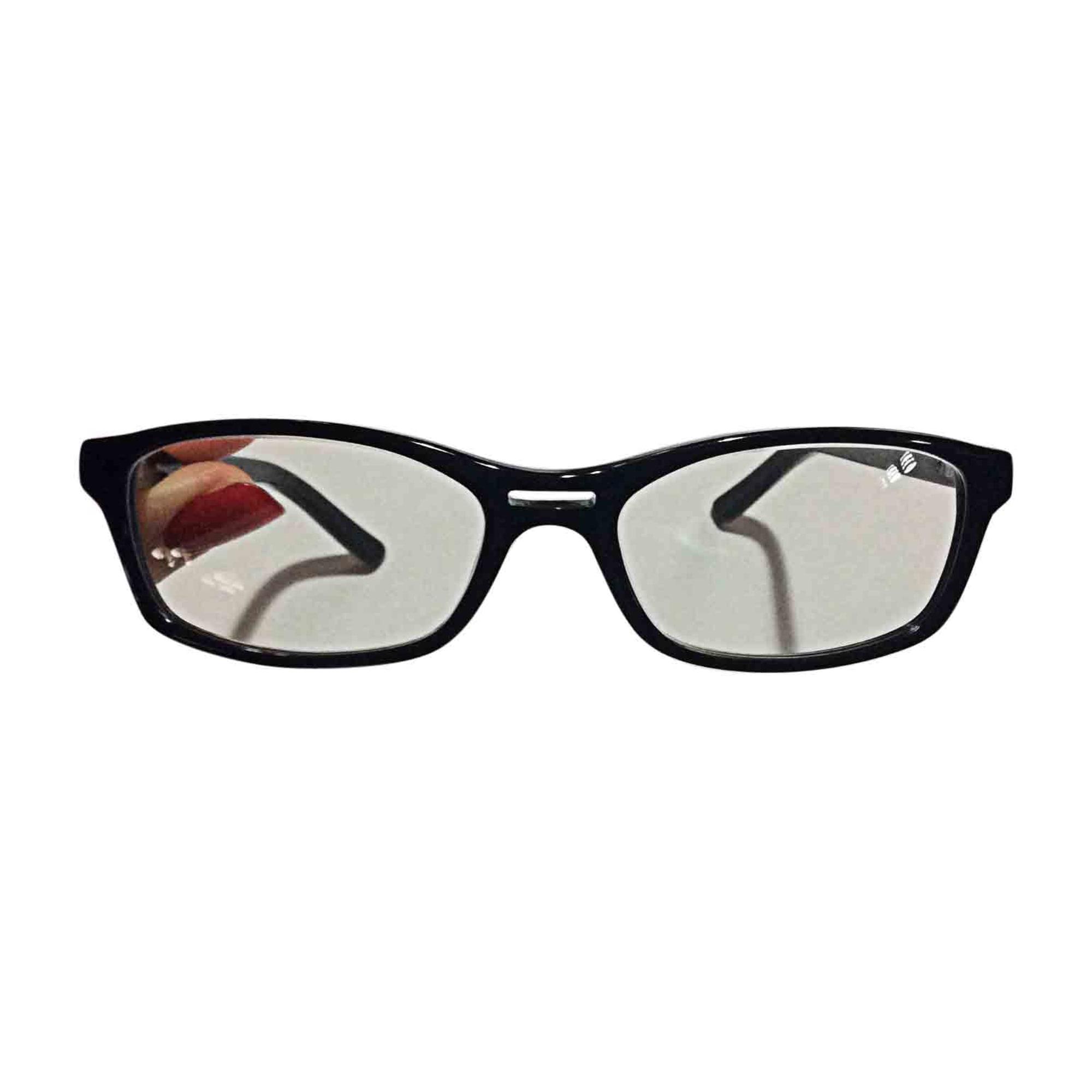 eyeglass frames burberry black 7009147