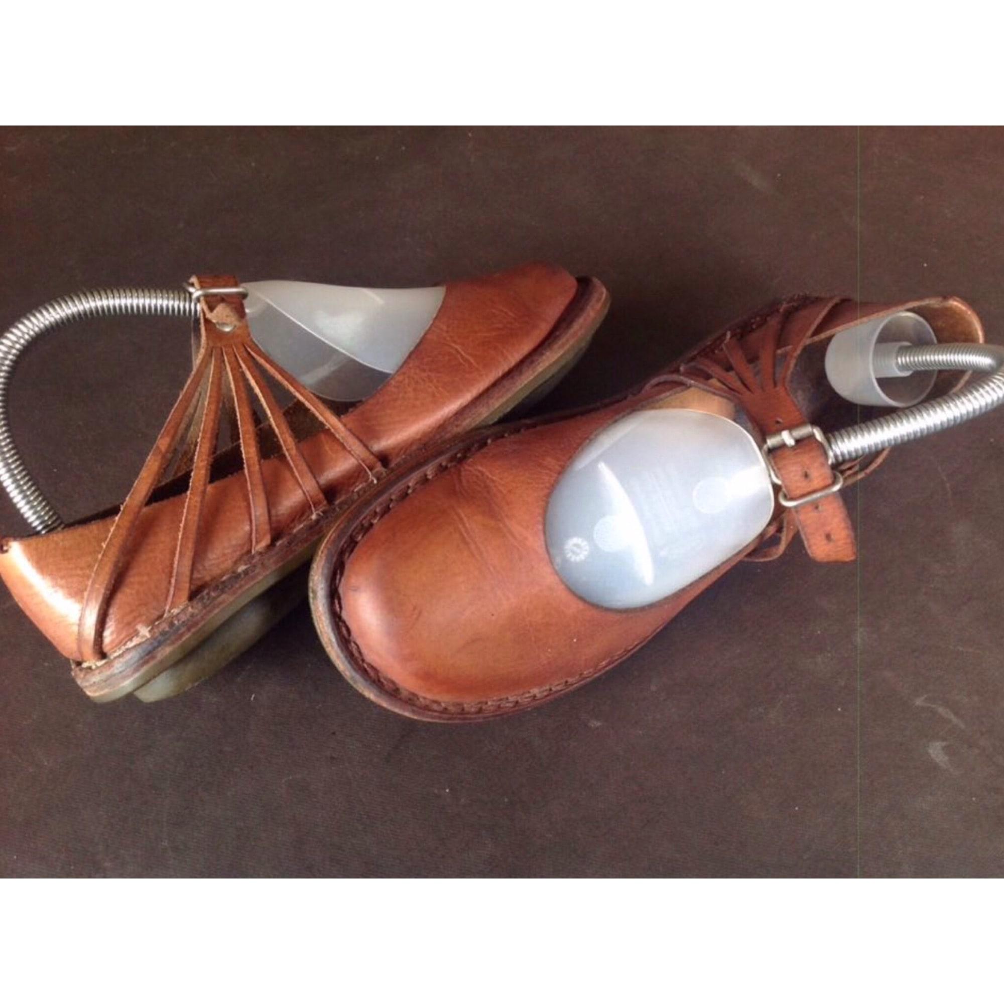 7022763 À Lacets Chaussures Trippen 37 Marron HXzwFPd