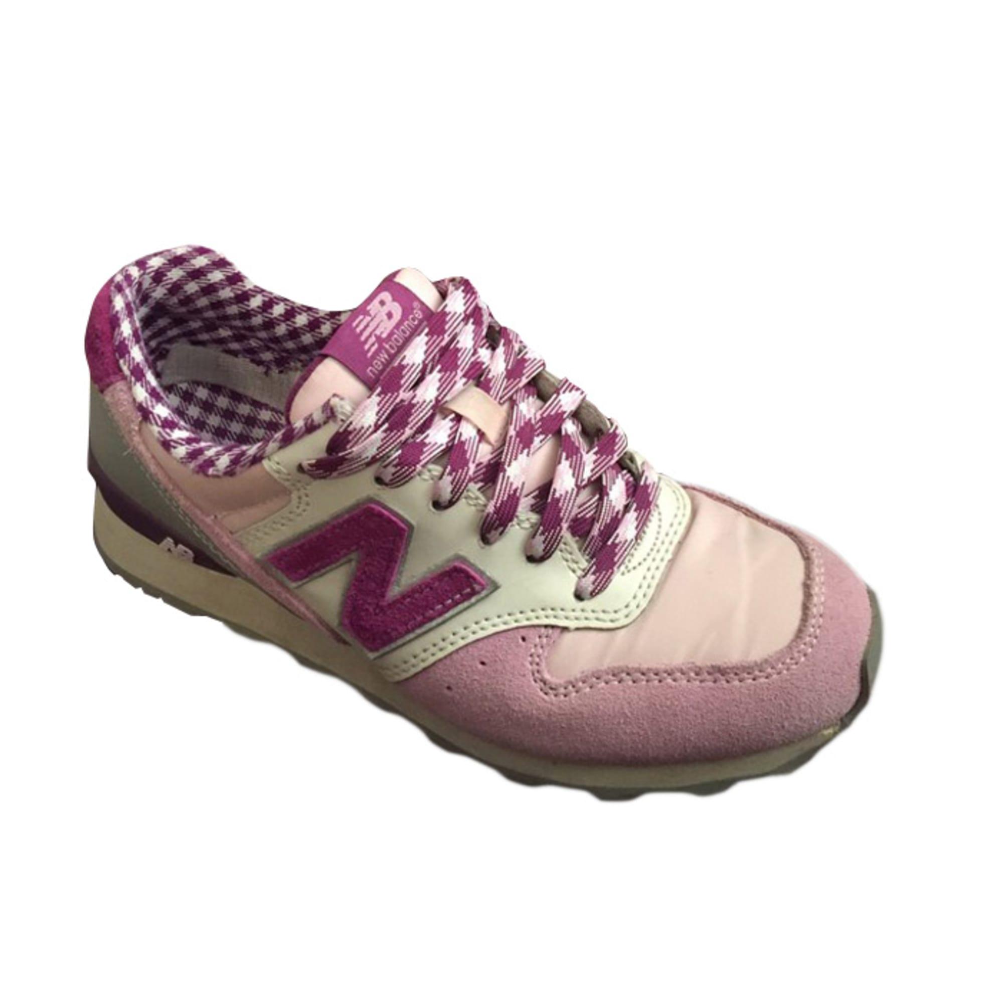 0468012b2c Baskets NEW BALANCE Rose