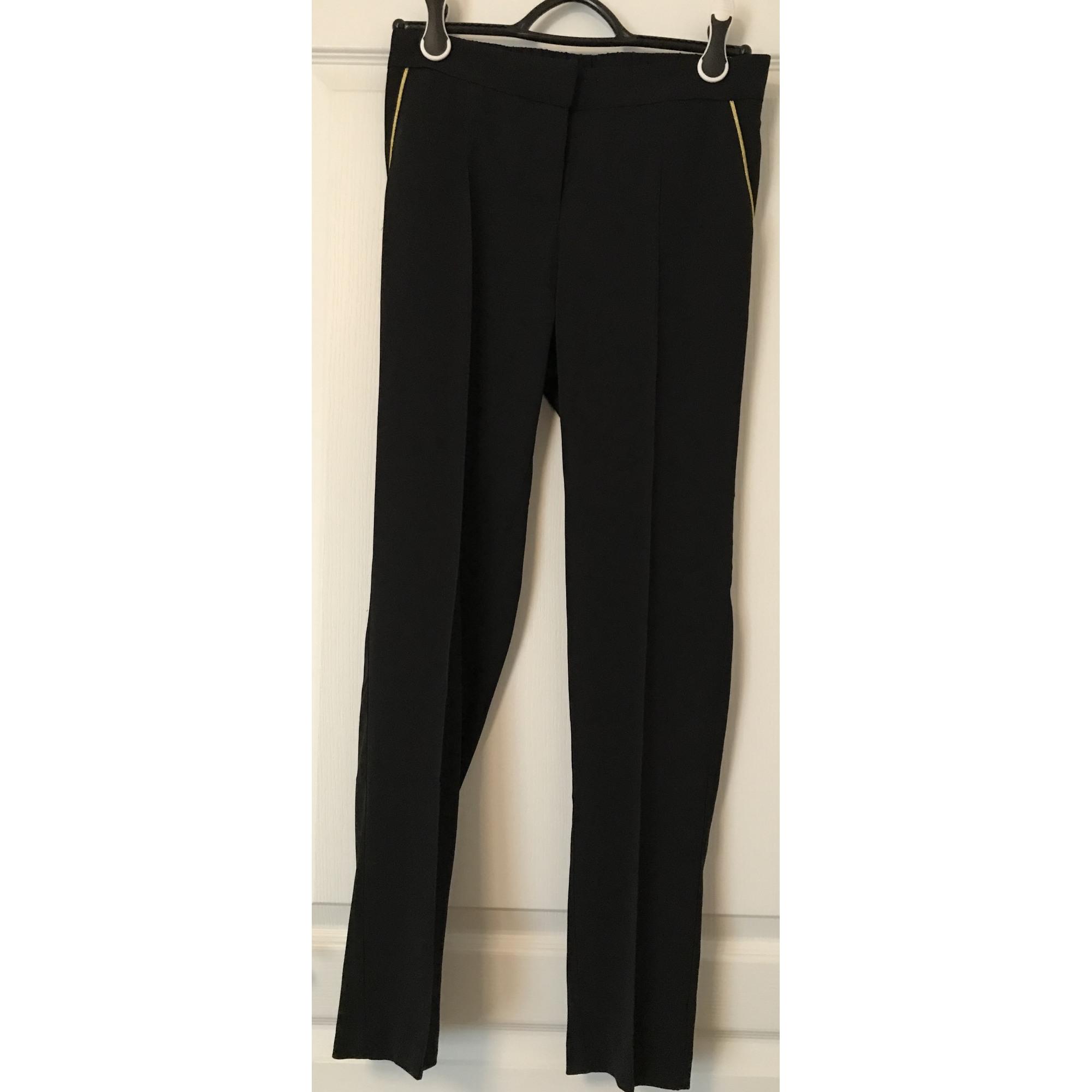 Pantalon slim, cigarette JOE RETRO 36 (S, T1) noir - 7036245 6f59477b8748