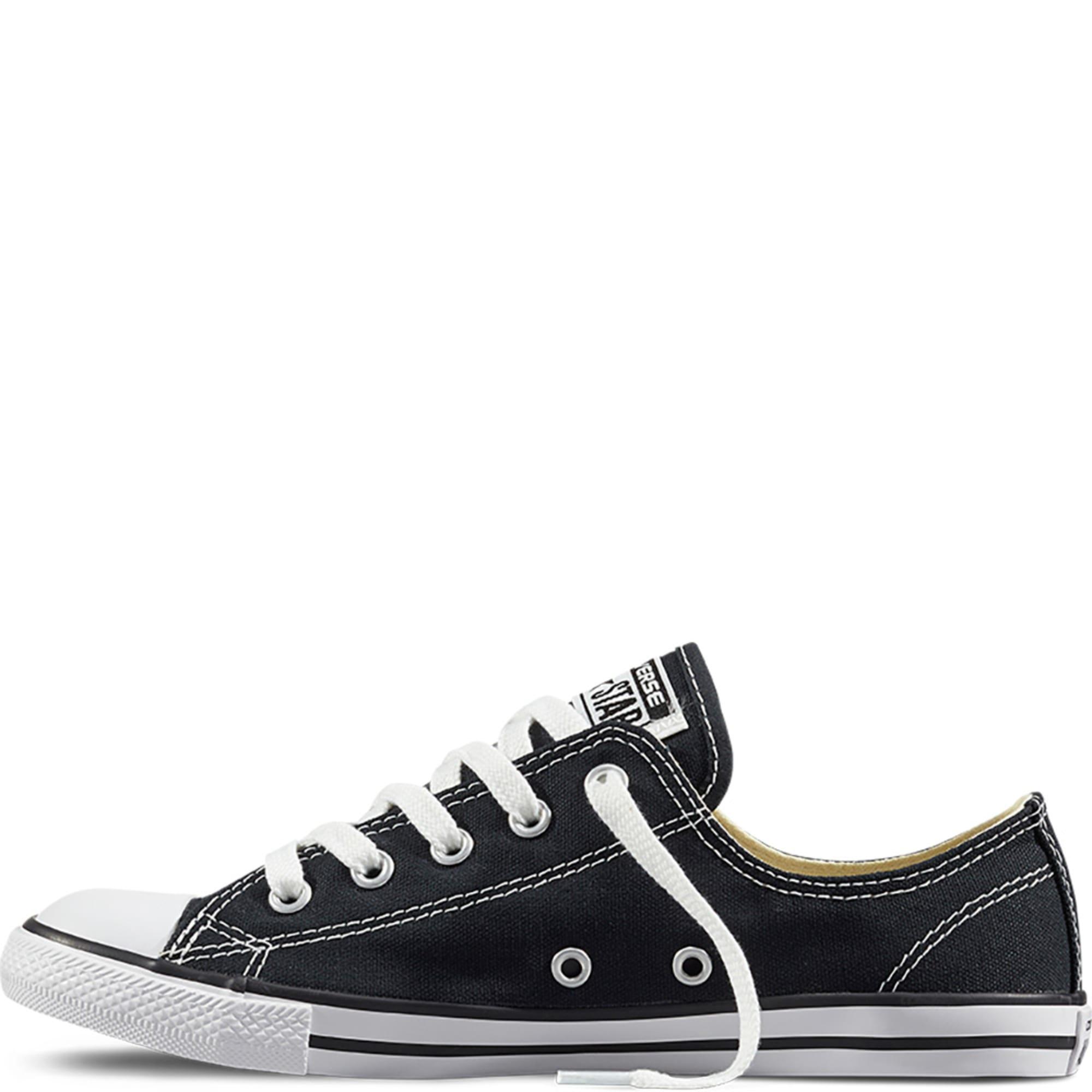 converse noir 38