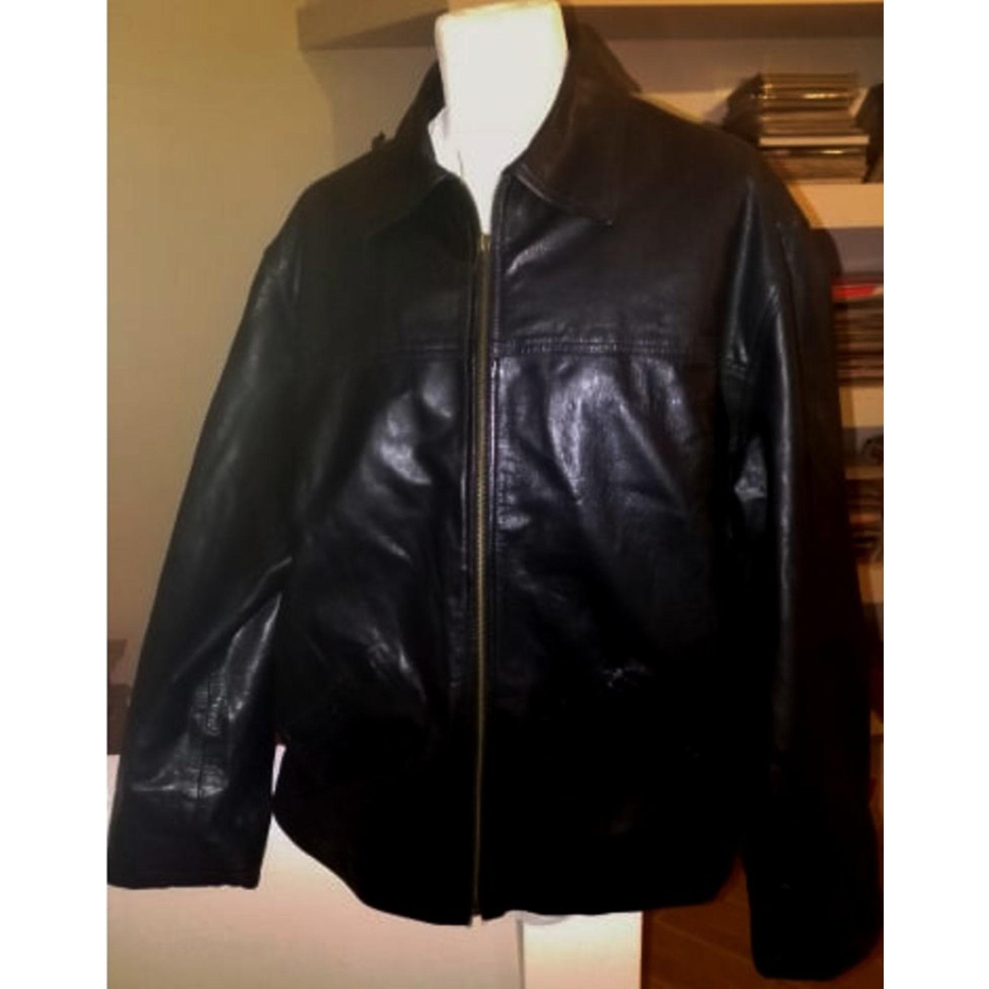 Blouson en cuir CONBIPEL 54 (L) noir - 7043046 d6dccbf4a66