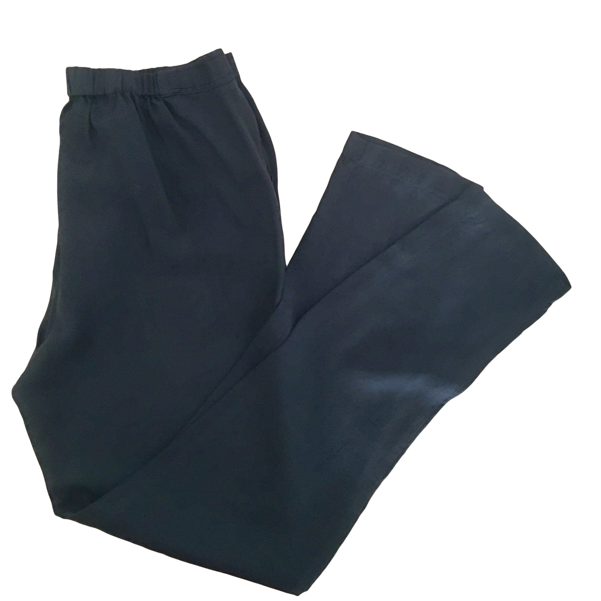 Pantalon droit comptoir des cotonniers 38 m t2 noir - Comptoir des cotonniers ch ...