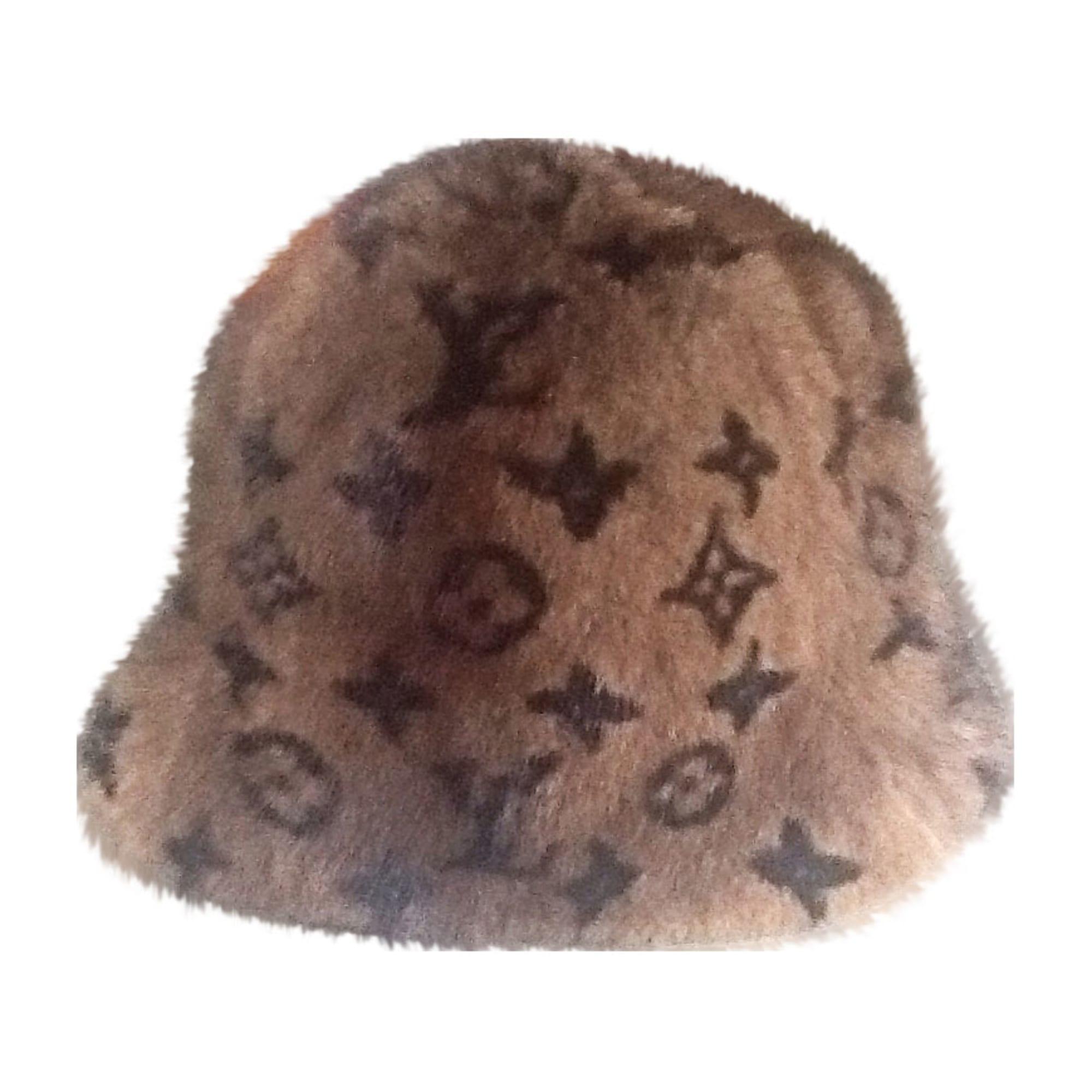 0219779998 Cappello LOUIS VUITTON Altro marrone - 7061744