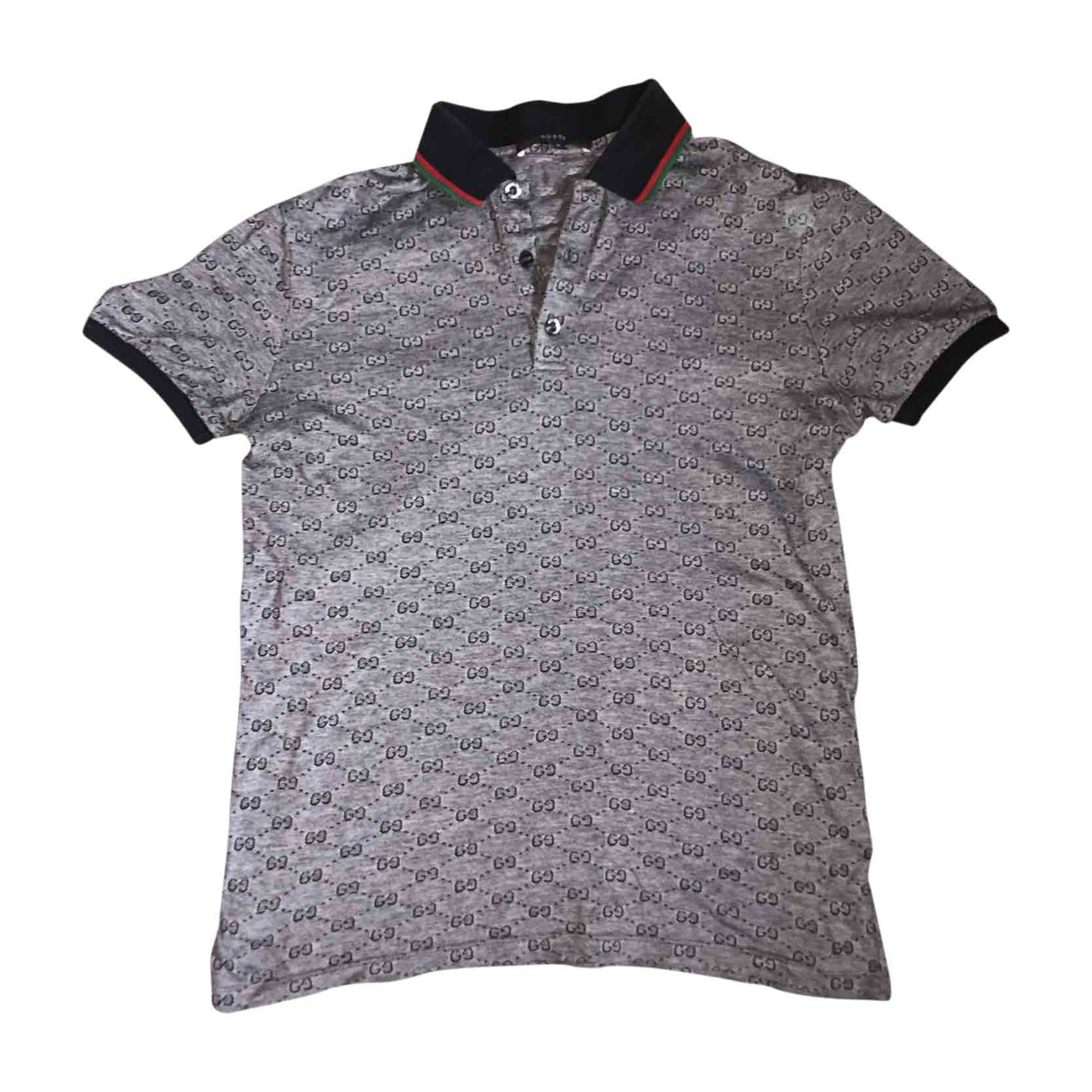 Polo GUCCI 1 (S) gray vendu par Sathya 5 - 7067752 9e8d1ad68cb