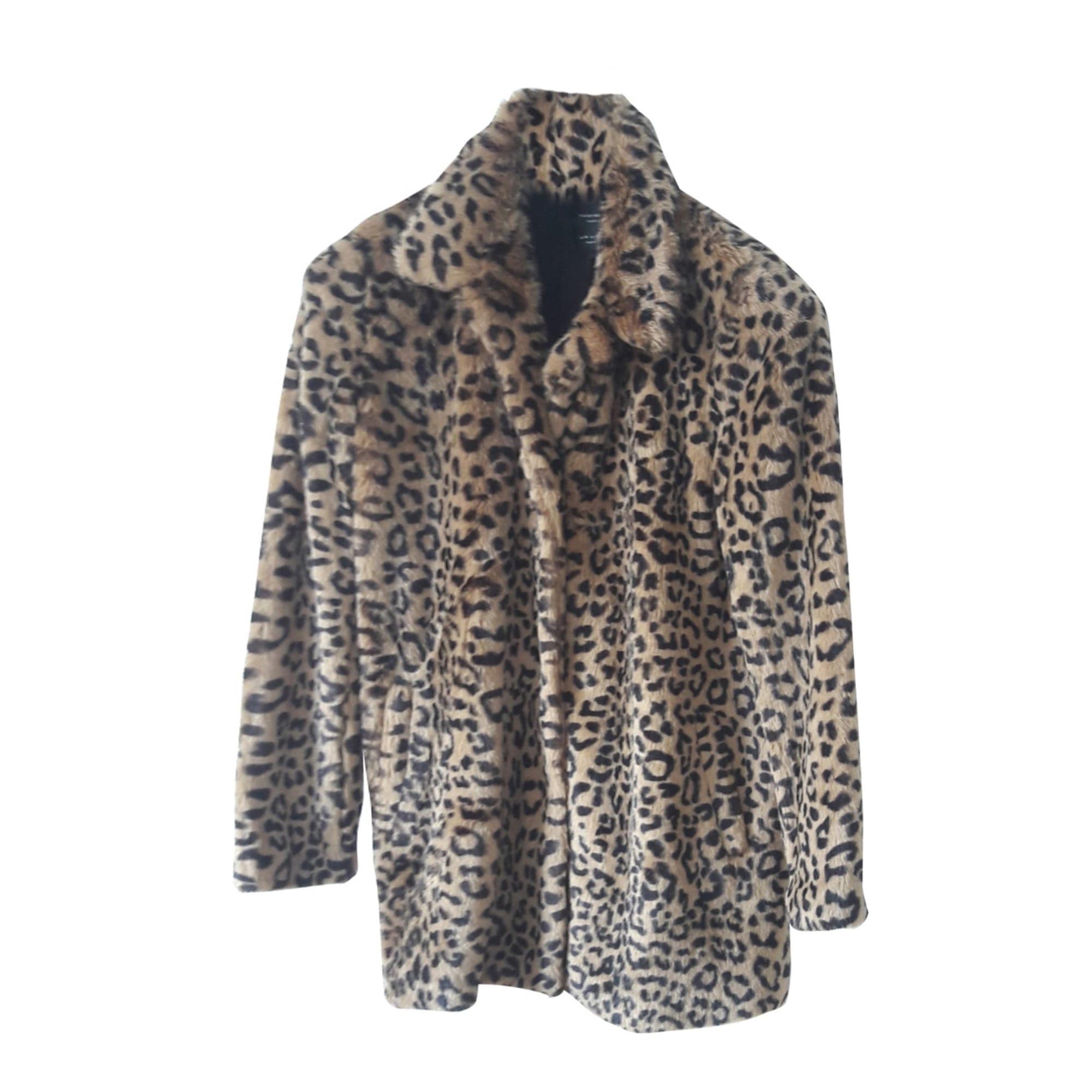 style de mode collection entière bonne vente Manteau en fourrure