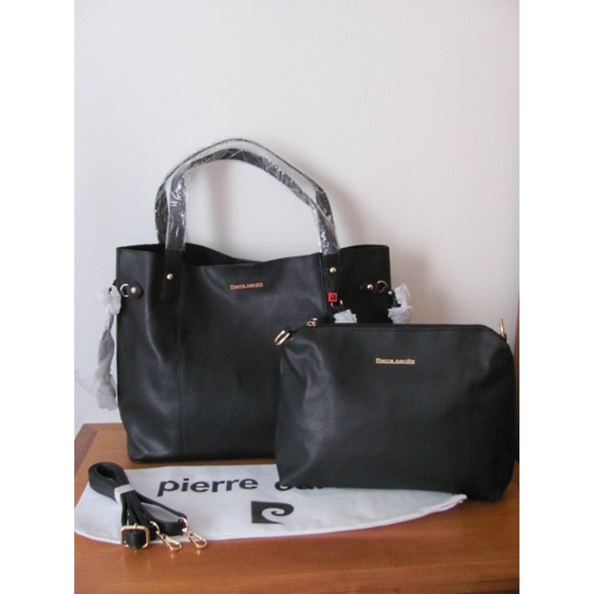f57908070b Sac à main en cuir PIERRE CARDIN noir vendu par Sublime - 7071905