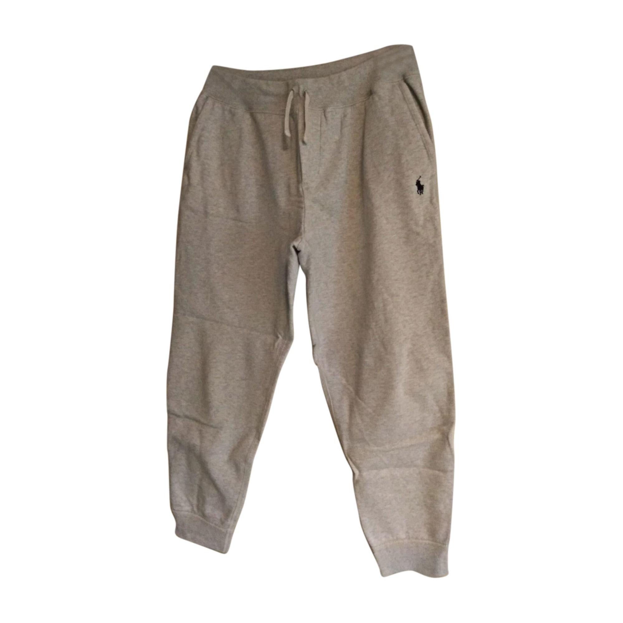 89e35c498b88c3 Pantalon de survêtement RALPH LAUREN 50 (M) beige vendu par Kim ...