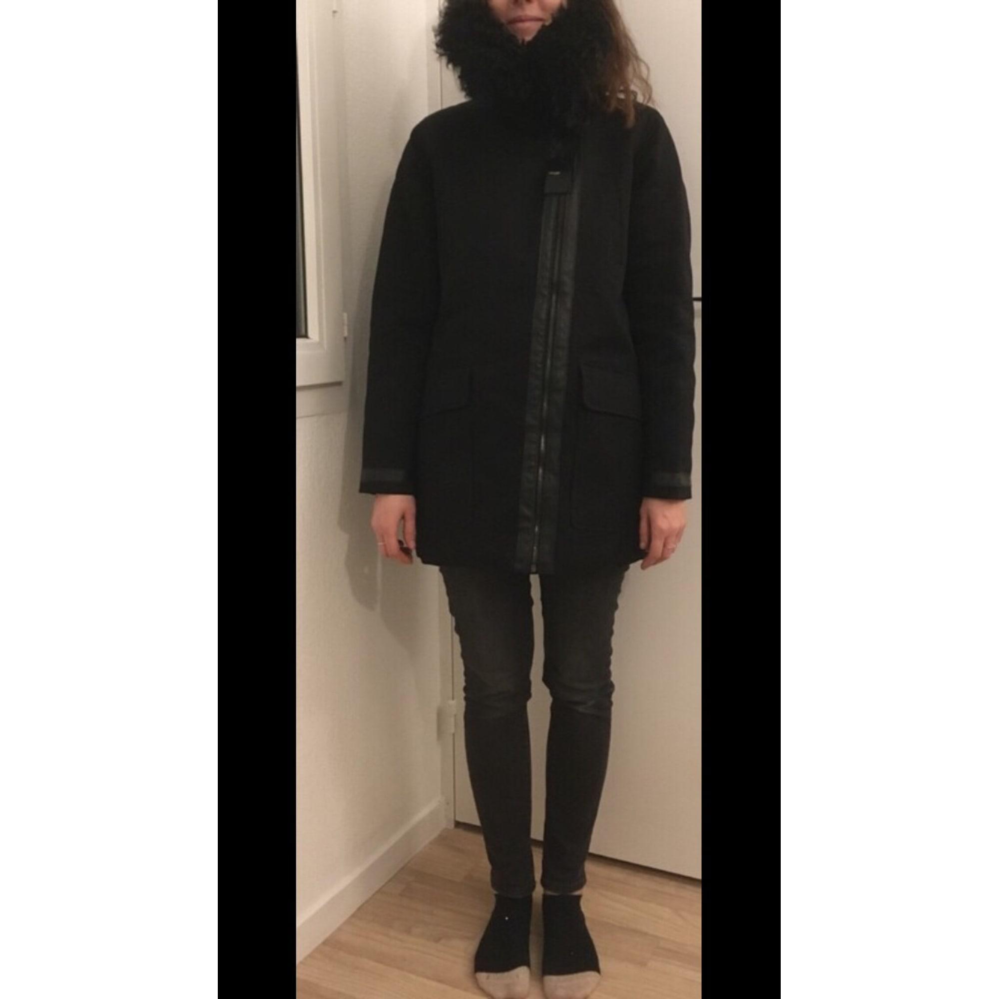 Maje Manteau coton autre 38 (M, T2)