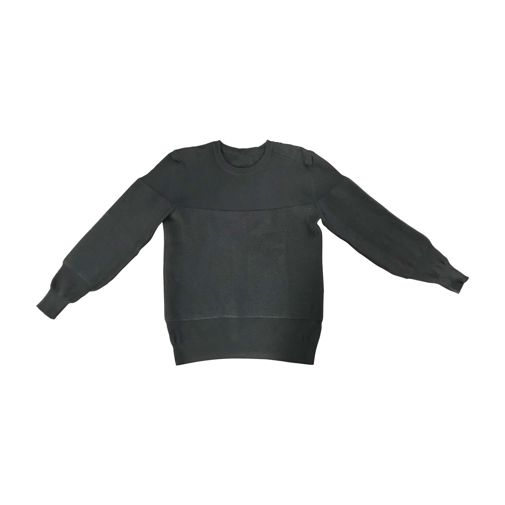 Pull DIOR HOMME 1 (S) noir - 7107780 52166fdec09