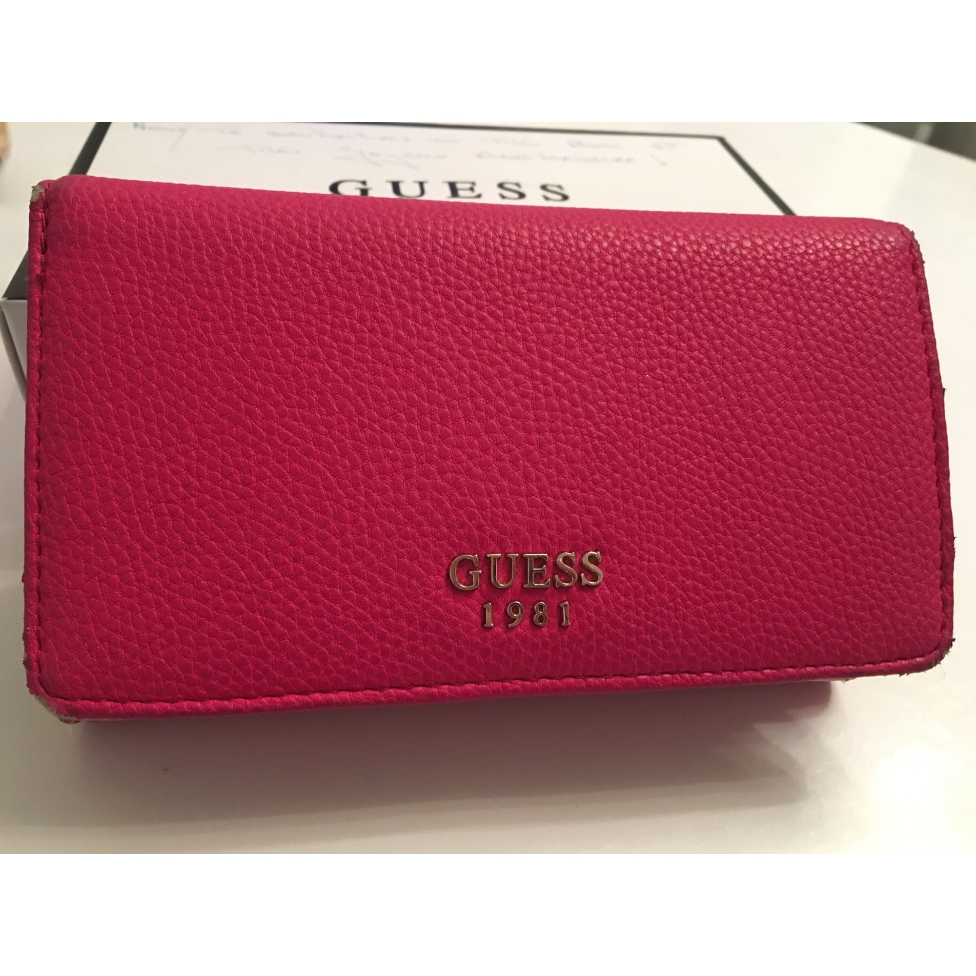 Portefeuille Guess Rose 7108773