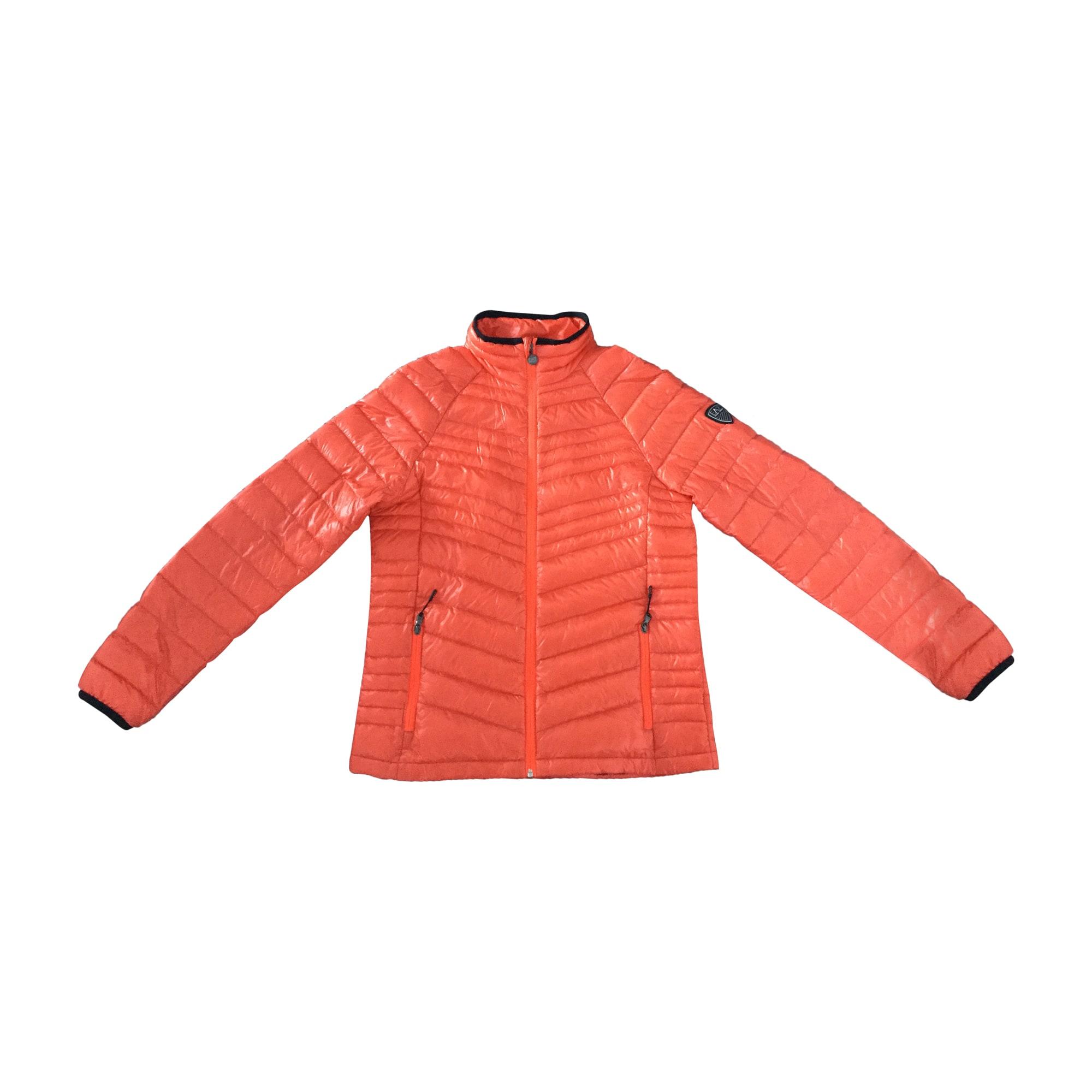 9798dcae12c Doudoune ARMANI EA7 52 (L) orange - 7112585