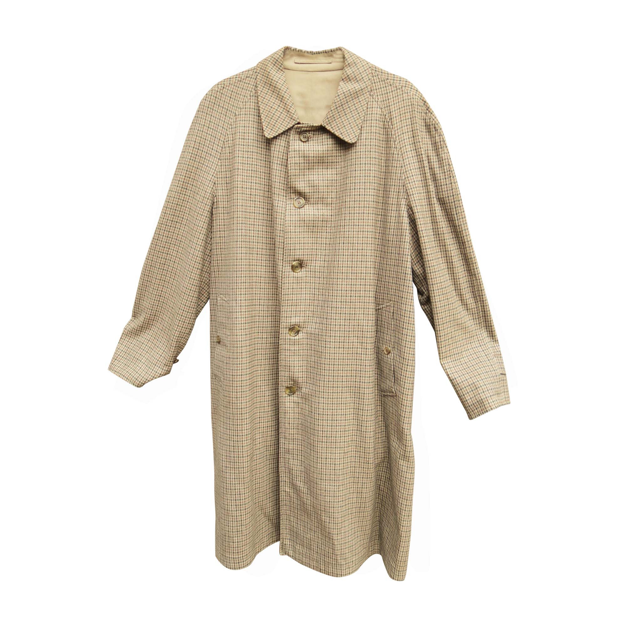 Manteau gabardine jusqu'à 85 %
