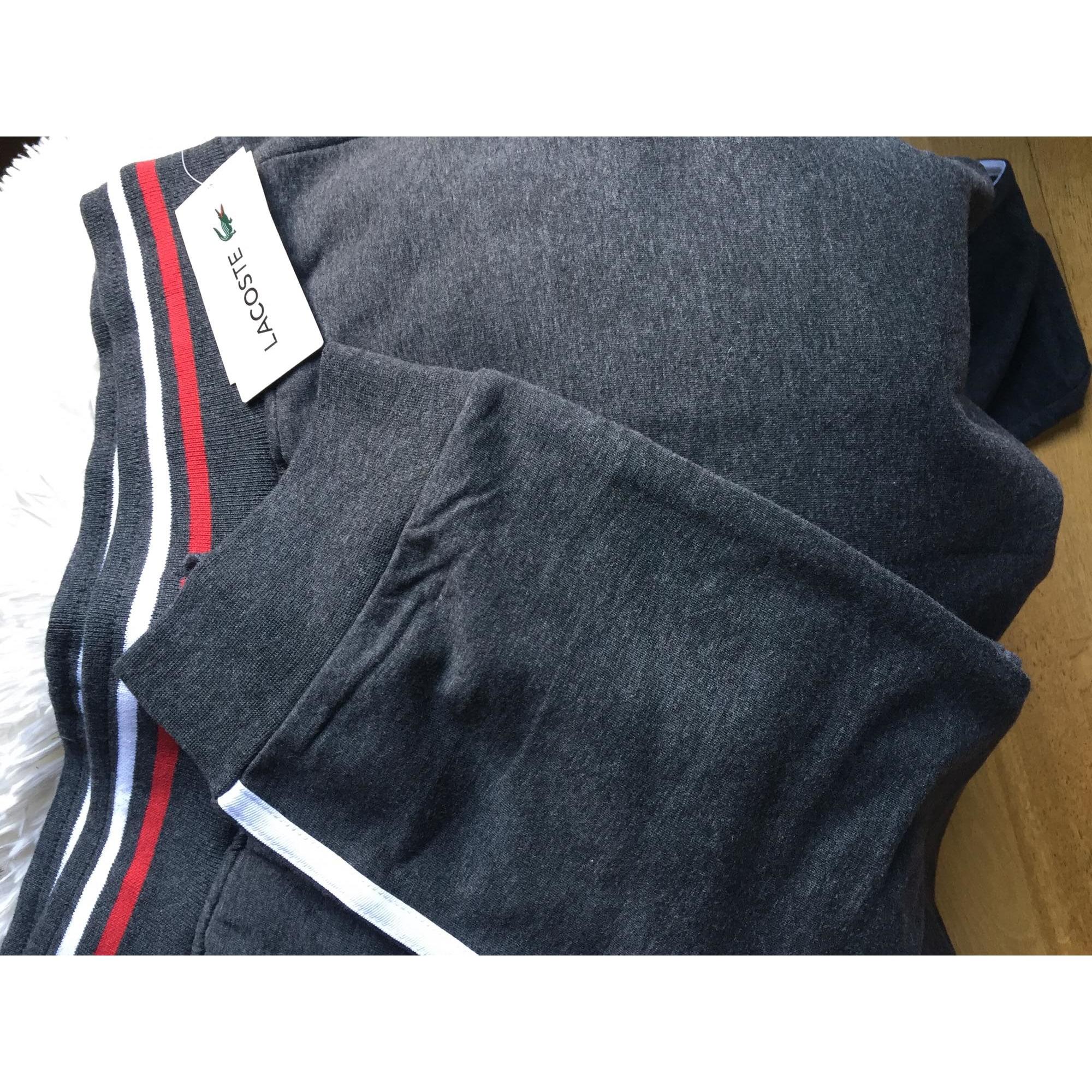 3992aa5cc8 Pantalon de survêtement LACOSTE 42 gris - 7117703