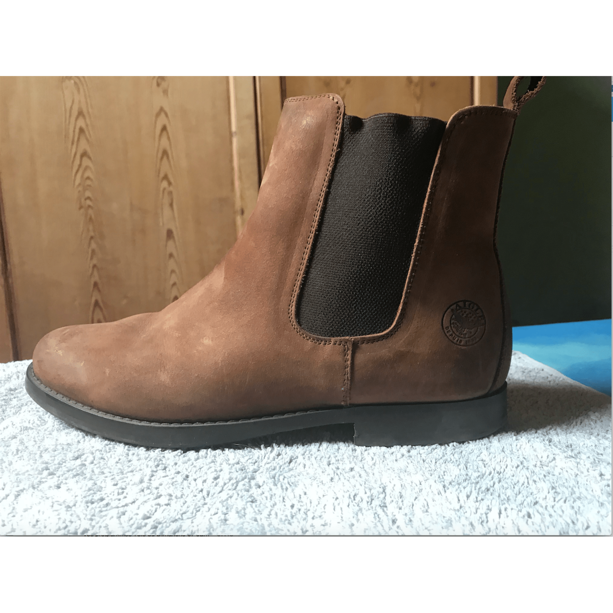 Bottines Kate Par Aigle Vendu 42 7140139 41 Beige ZwZrqB
